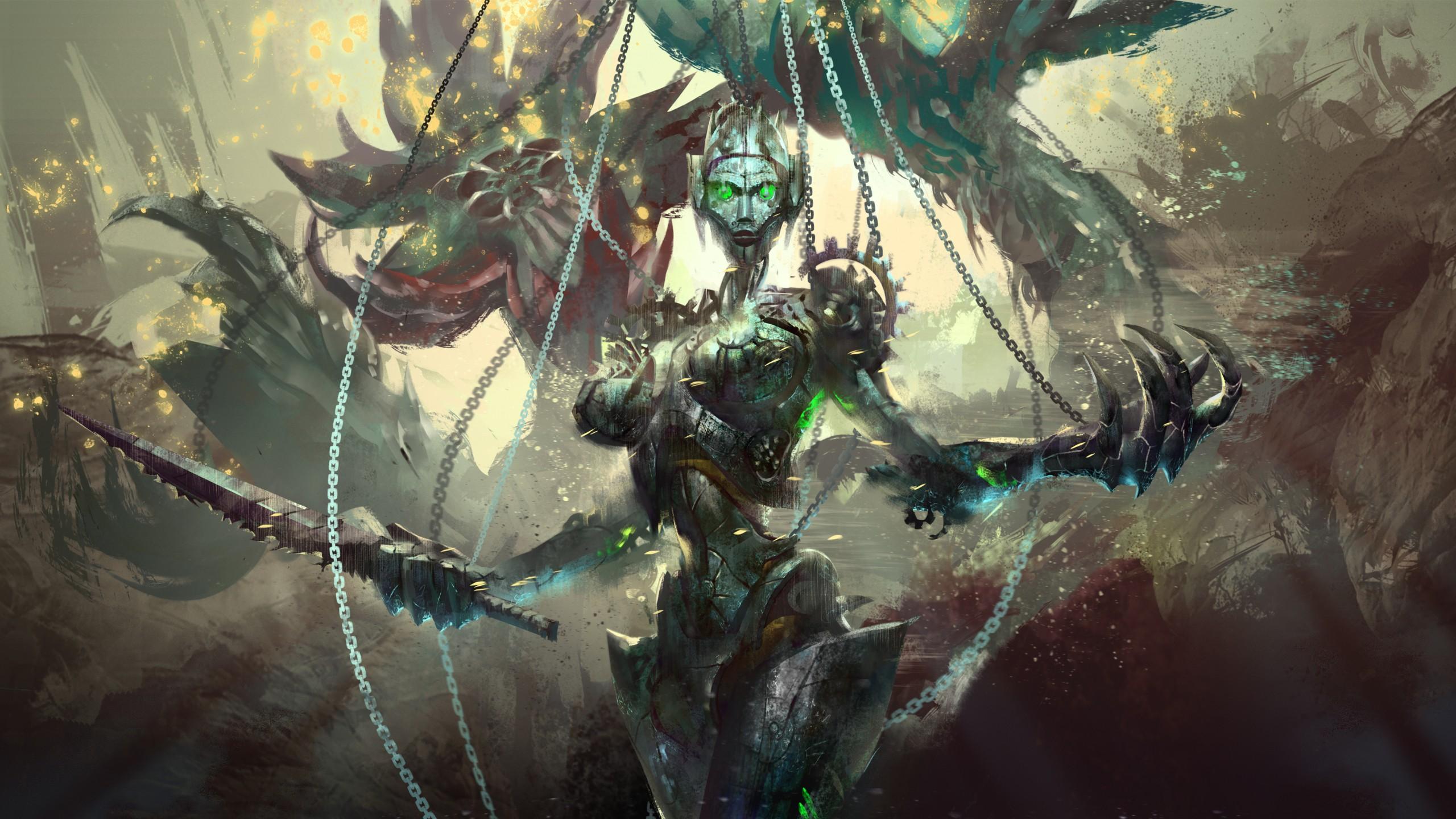 Wallpaper Guild Wars 2 Heart Of Thorns Best Games 2015 Game