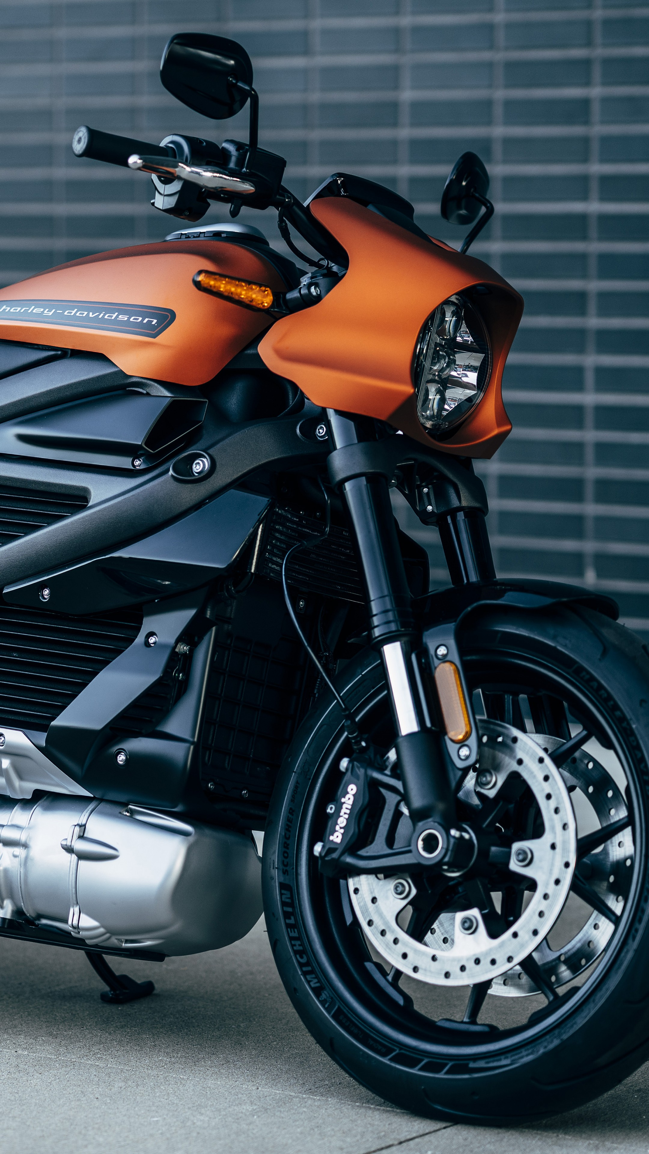 Wallpaper Harley Davison Livewire Electric Bikes 2019