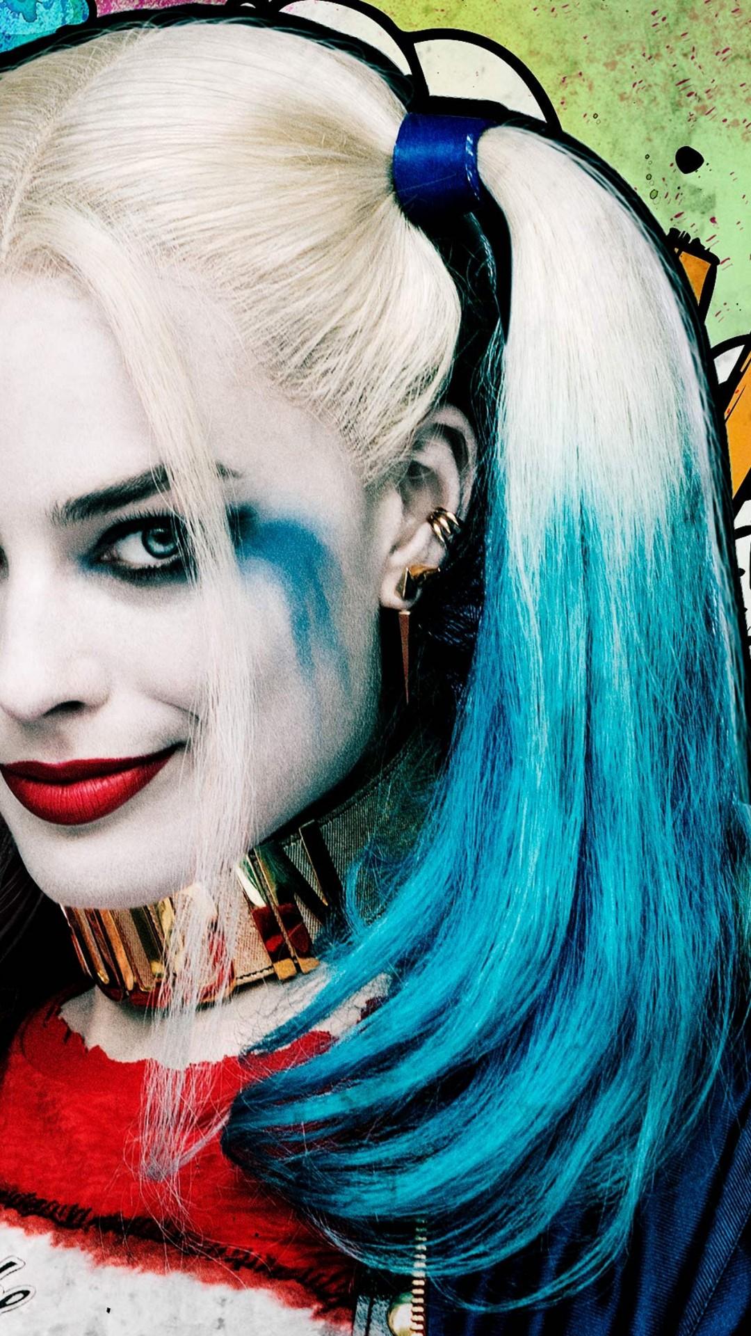 Wallpaper Harley quinn, Suicide Squad, Margot Robbie, Best