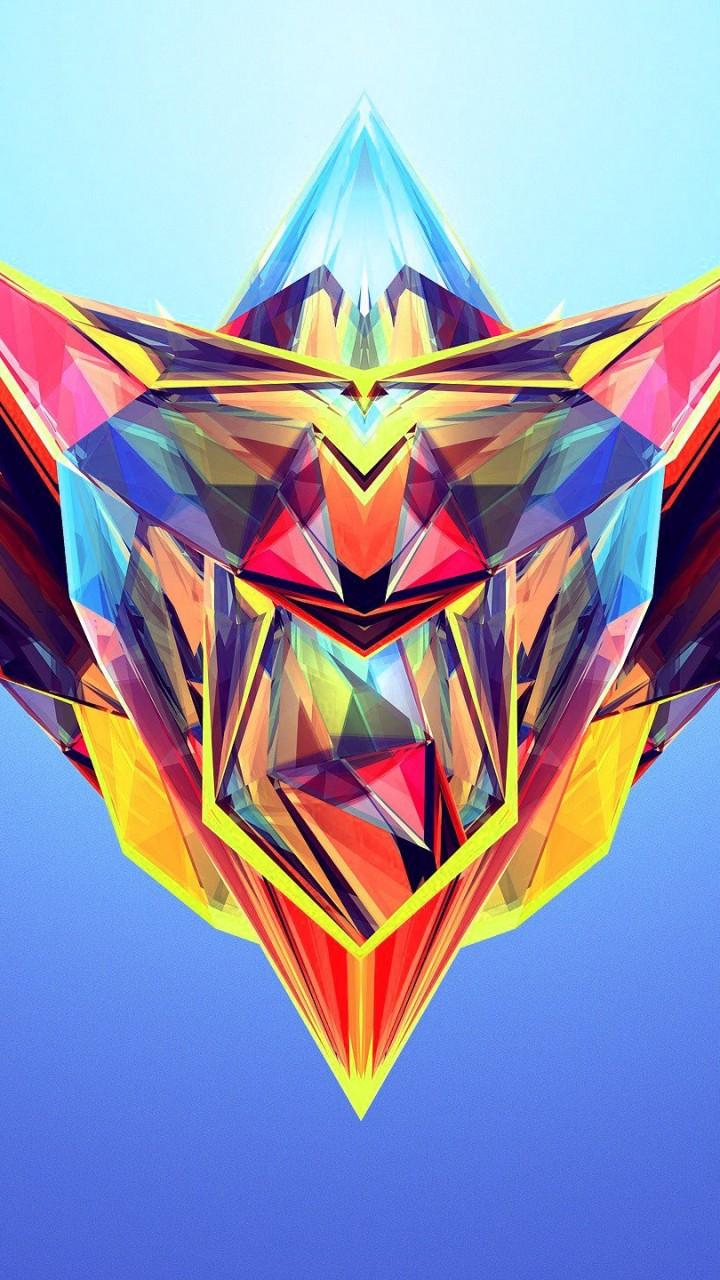 Wallpaper Hd Abstract Polygon Abstract 13556