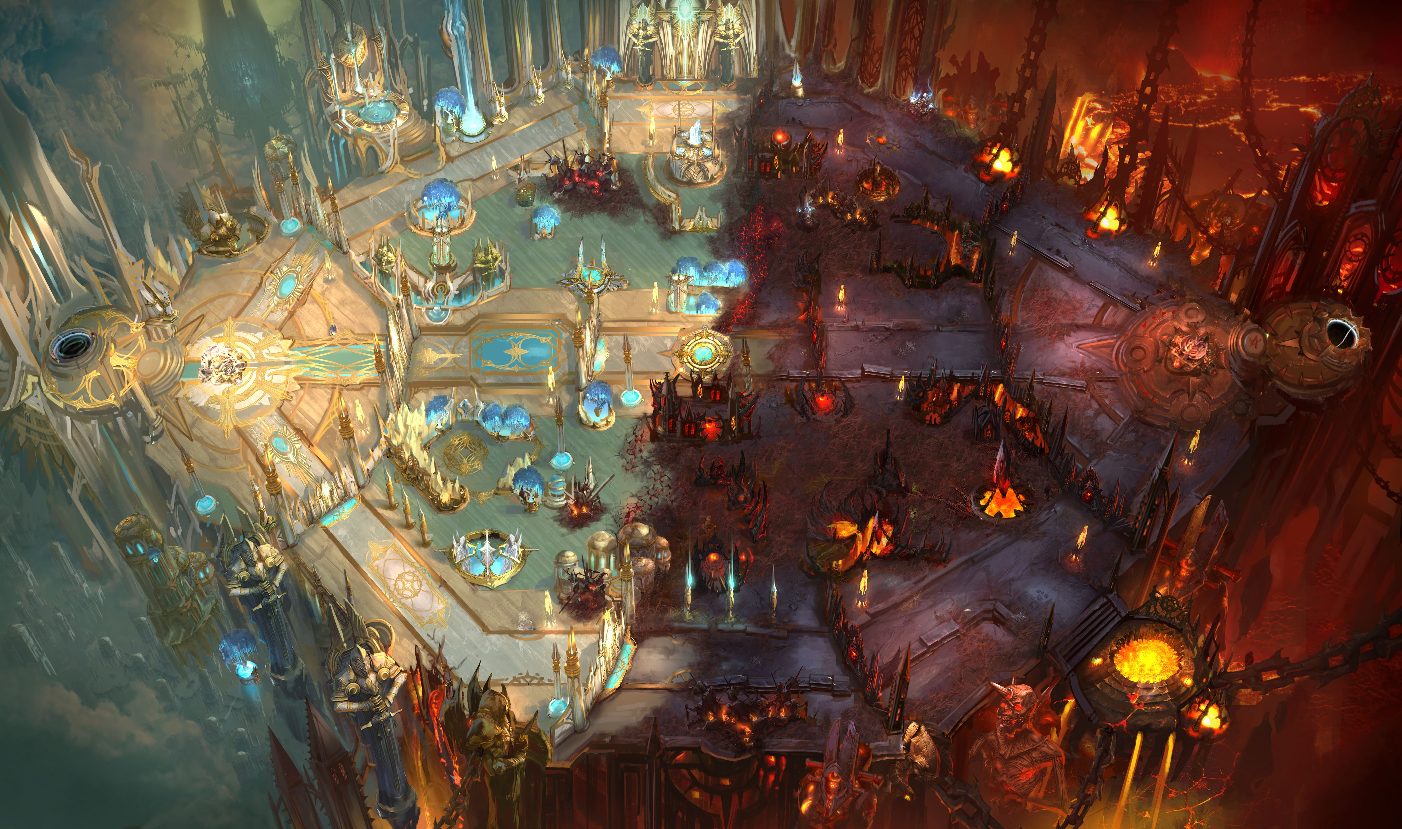 Wallpaper heroes of the storm best games 2015 game for Wallpaper home 2015