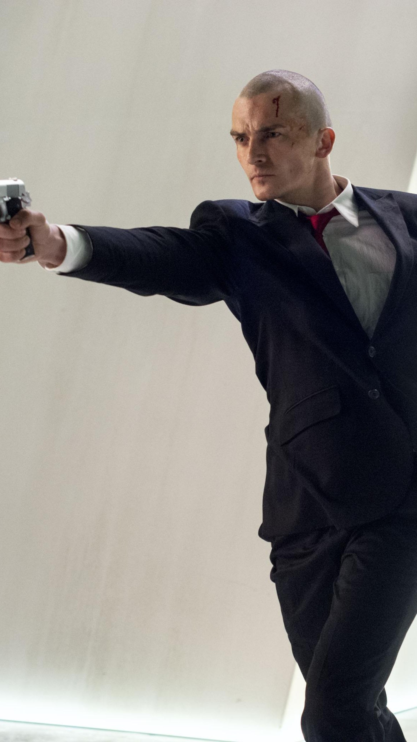 Wallpaper Hitman Agent 47 Best Movies Of 2015 Movie Rupert