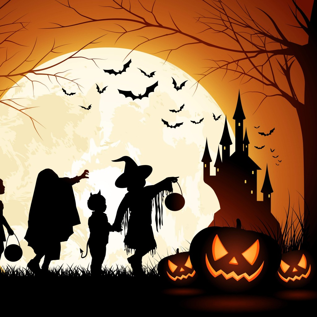 wallpaper holiday halloween 31 october pumpkin host forest castle holidays 12309 page 4 hd wallpapers shouldnt be just a picture - Halloween Holiday