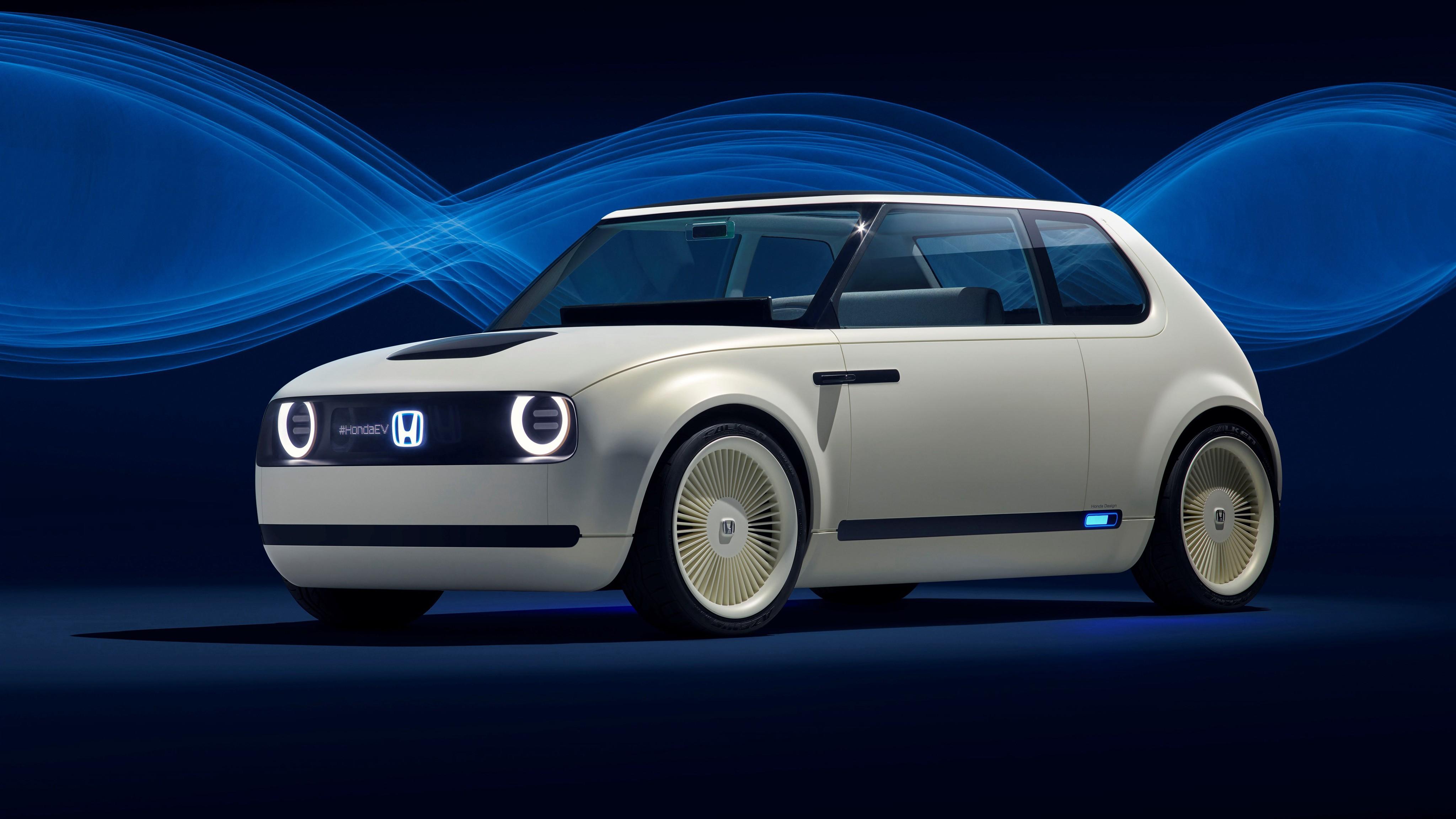 wallpaper honda urban ev, electric cars, geneva motor show 2018