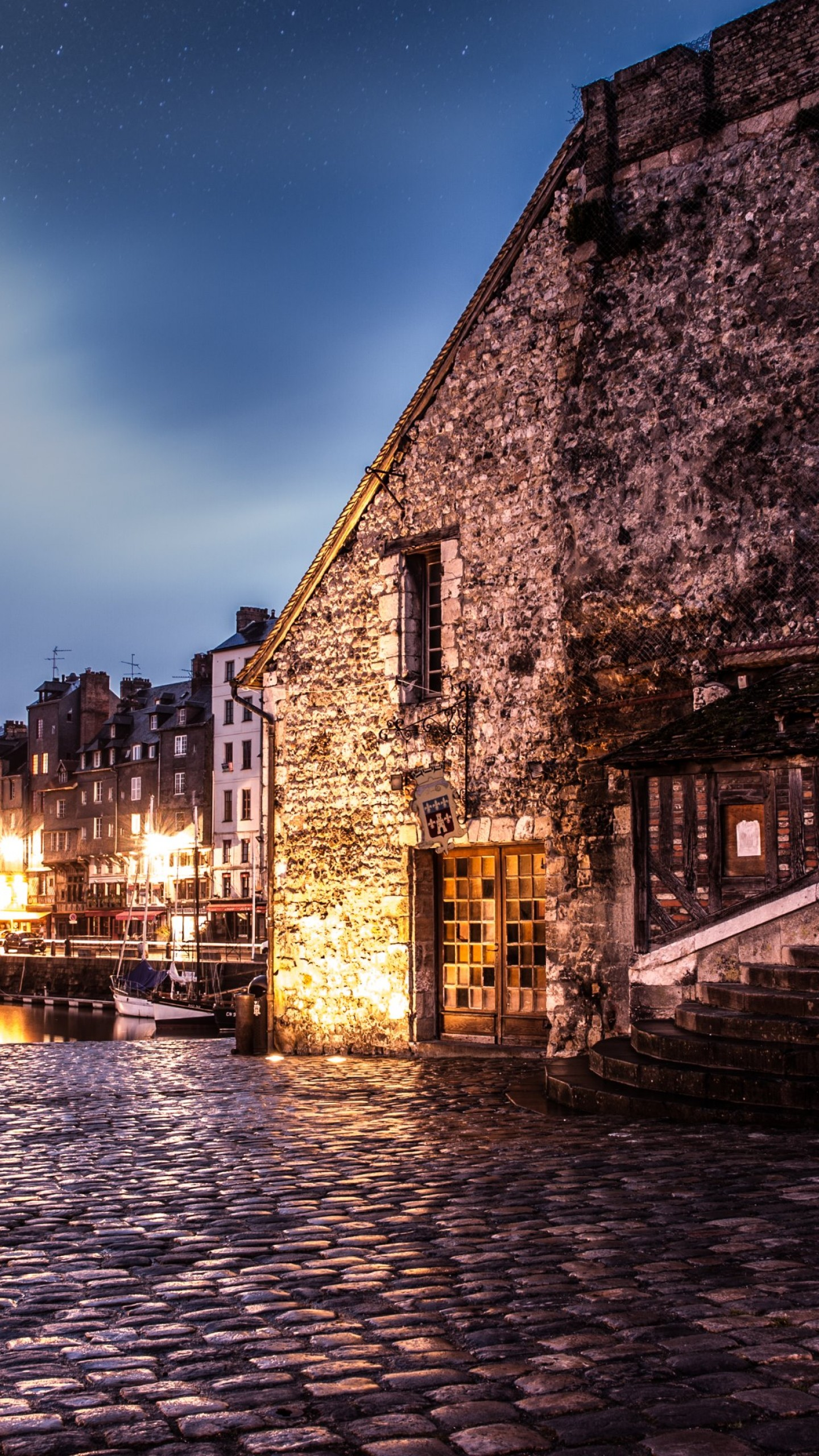 Wallpaper honfleur france travel tourism booking - Hd 4k resolution wallpaper ...