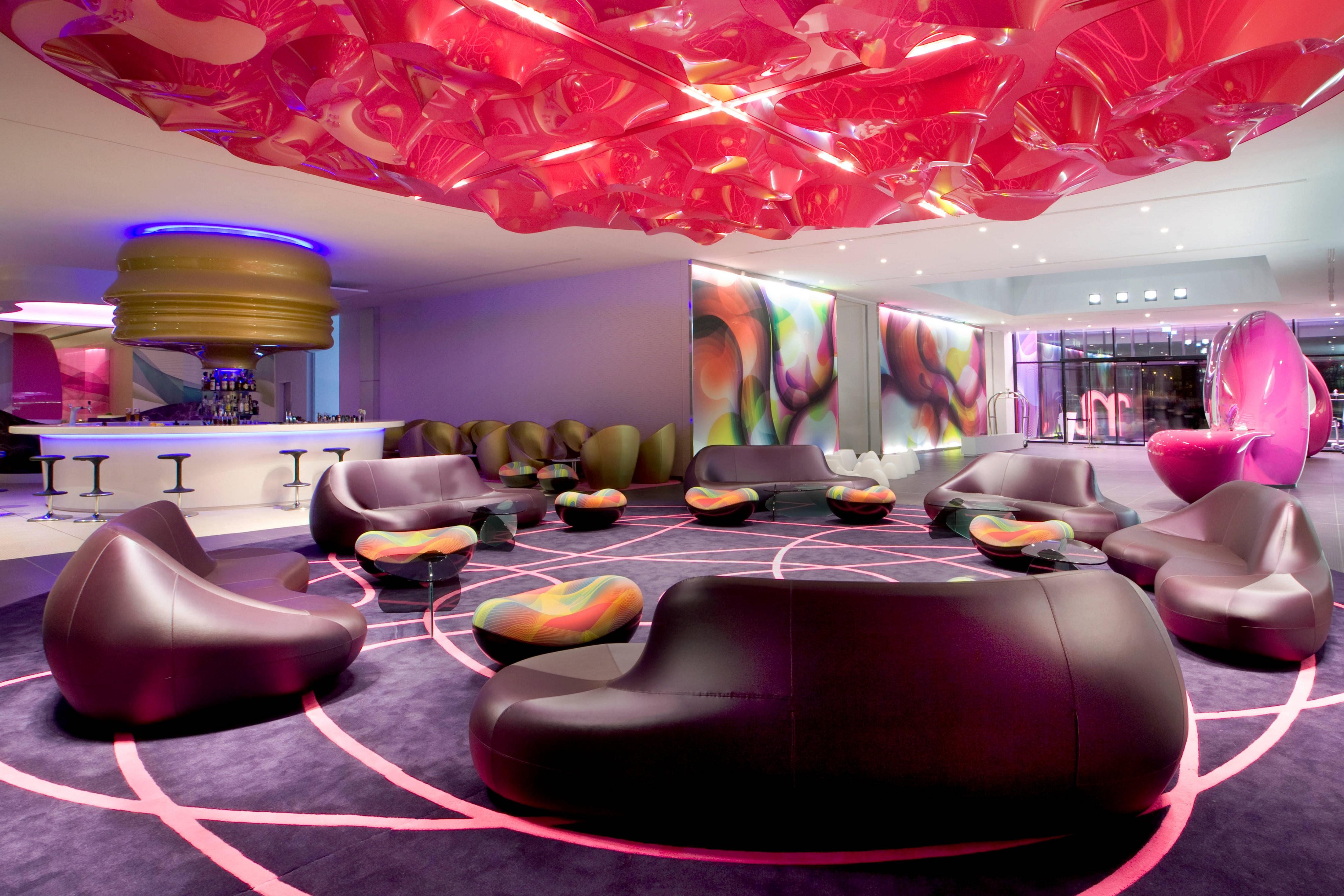 Wallpaper hotel nhow berlin germany best hotels for Best hotel wallpaper