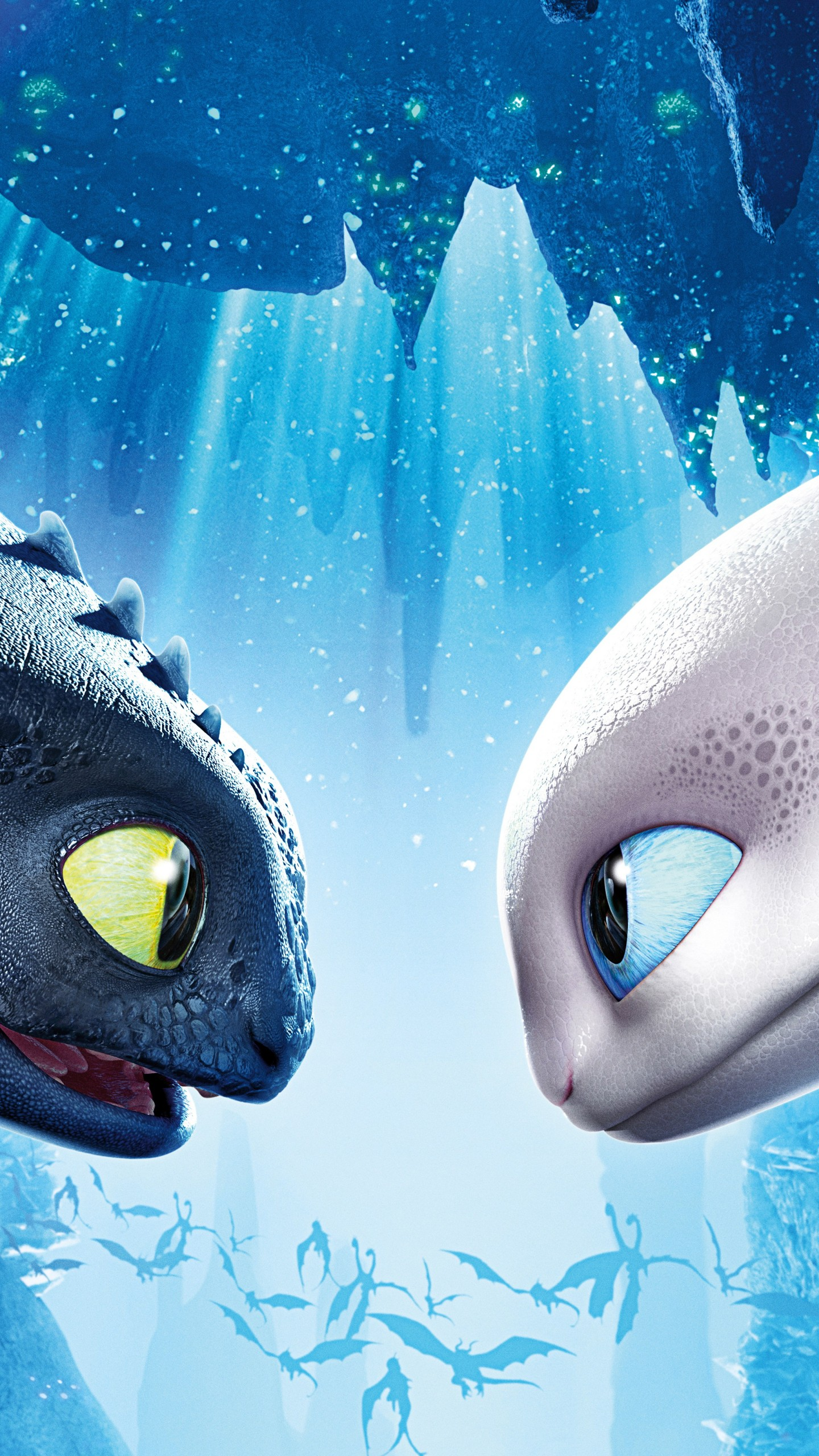 Wallpaper How to Train Your Dragon: The Hidden World ...