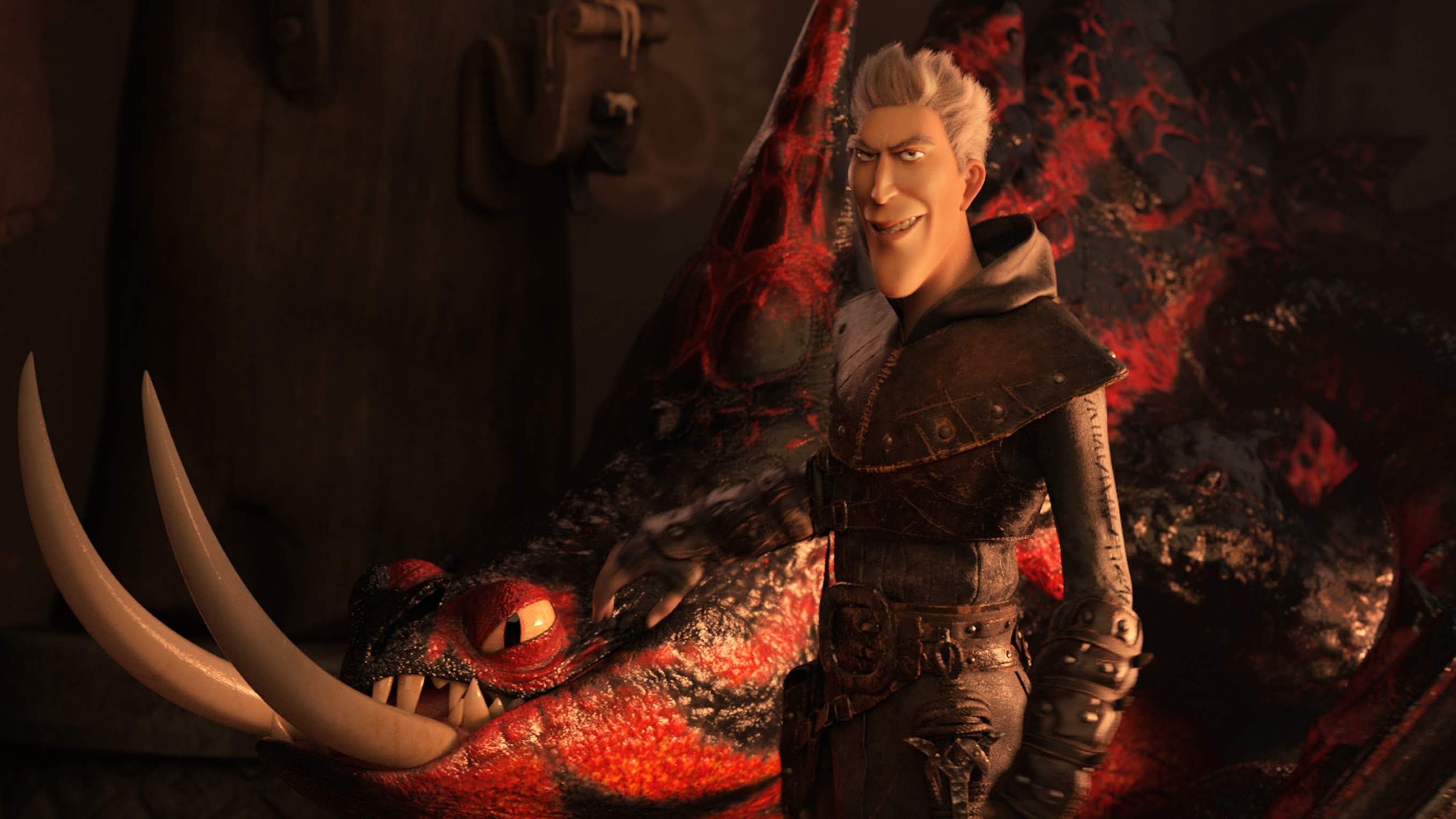 Wallpaper How To Train Your Dragon The Hidden World 4k Movies 20229
