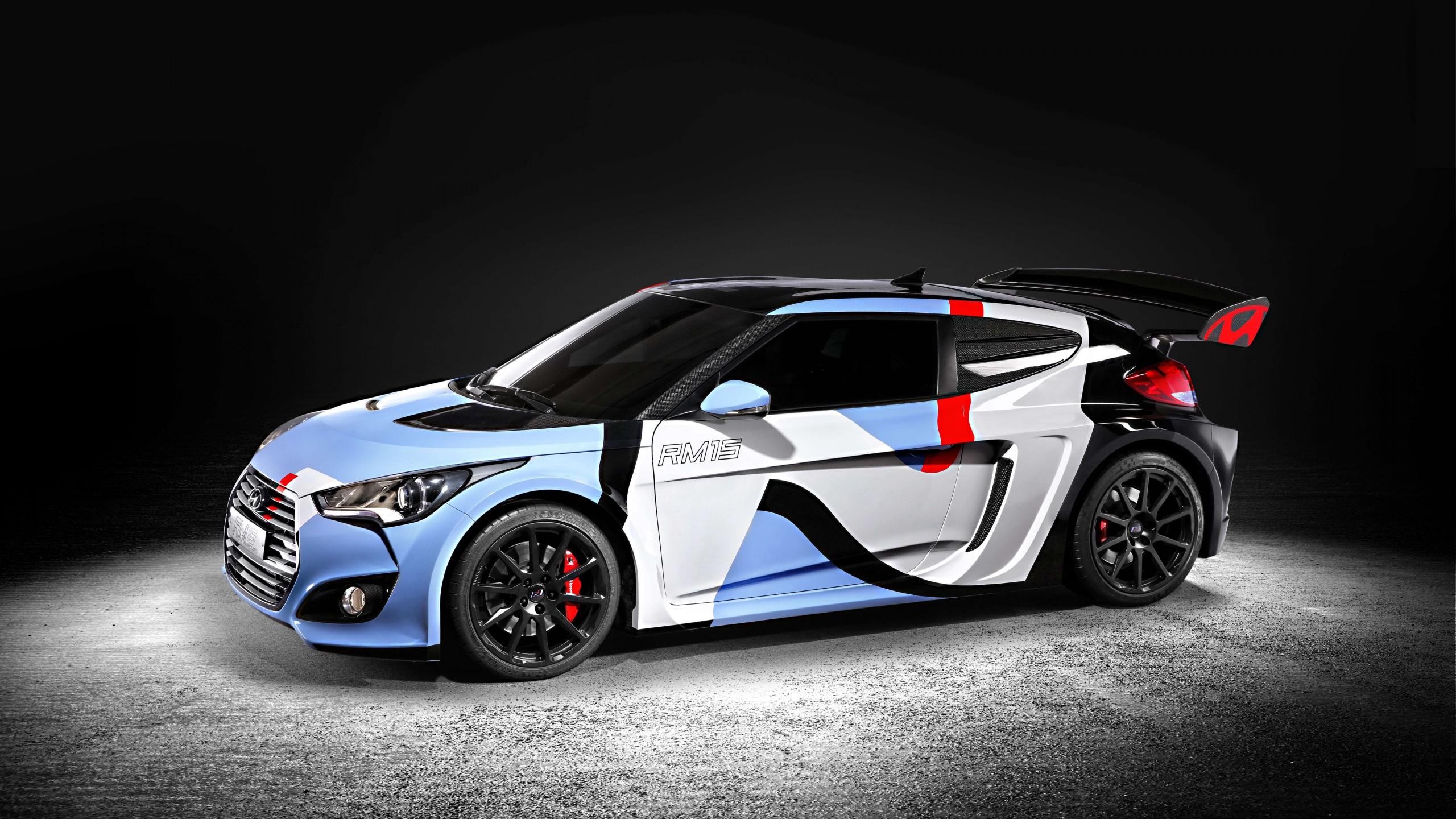 Wallpaper Hyundai Rm15 Rally Edition Concept Seoul