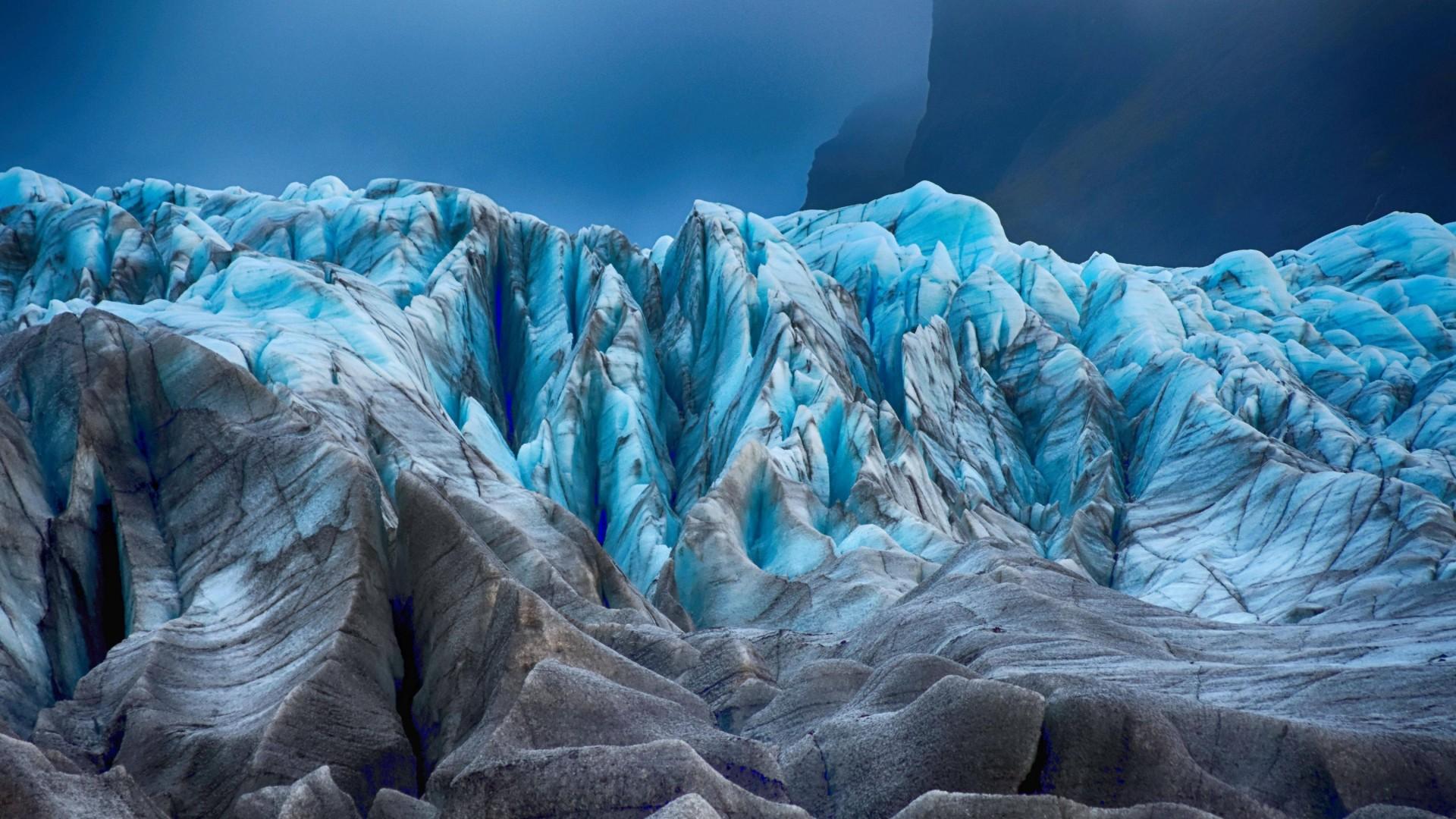 Wallpaper Ice, Glacier, 4k, Nature #15666