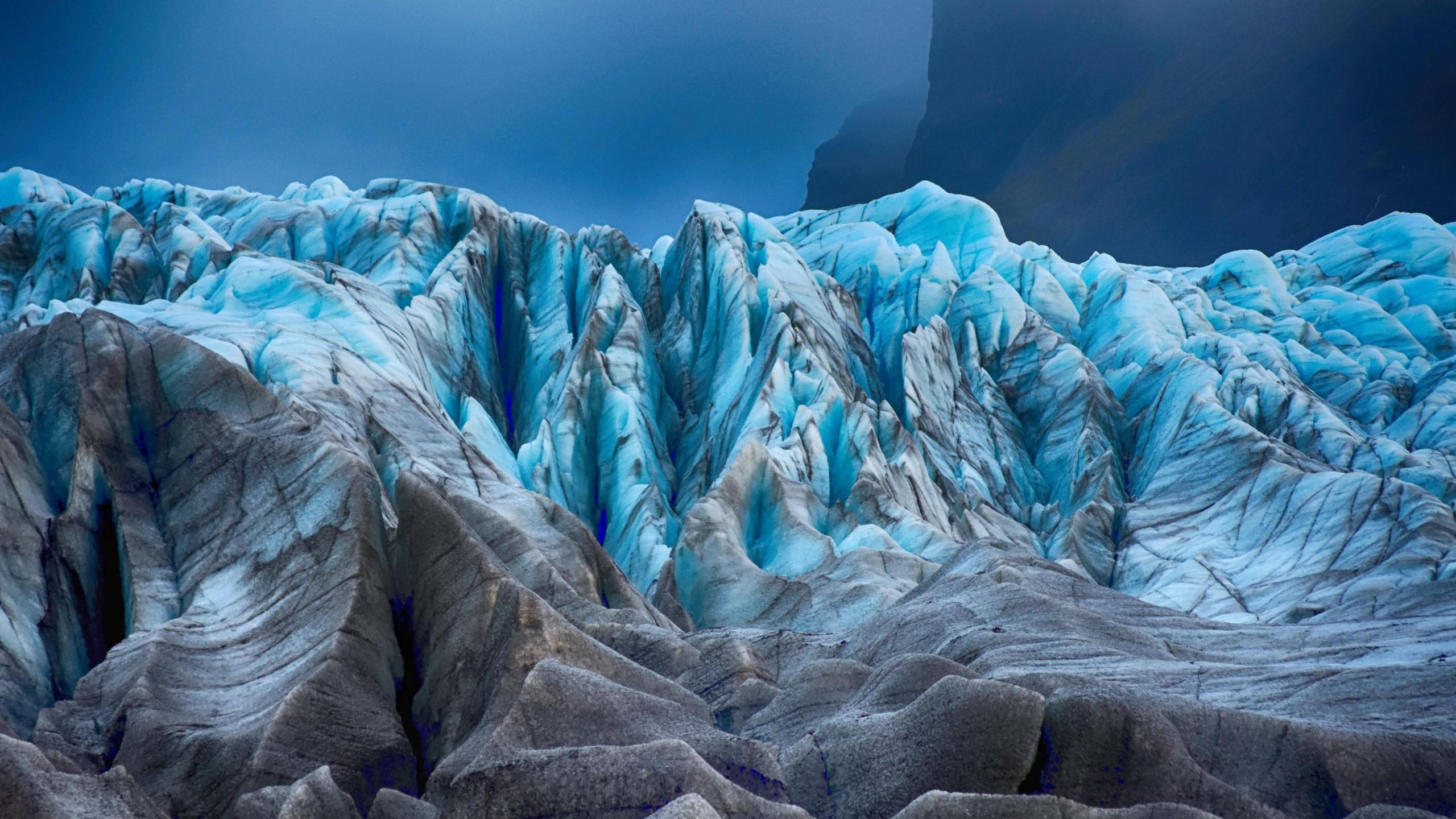 Wallpaper Ice  Glacier  4k  Nature  15666