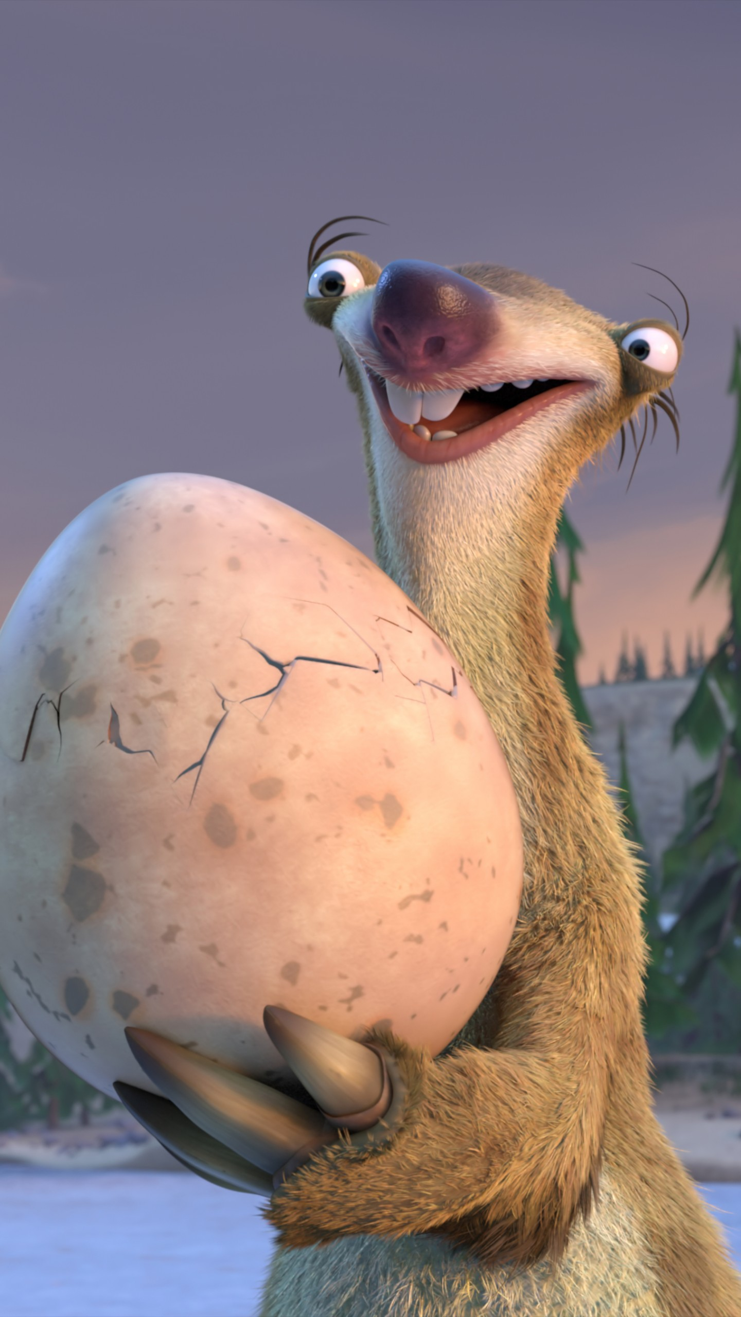 Wallpaper Ice Age The Great Egg Sid Egg Best