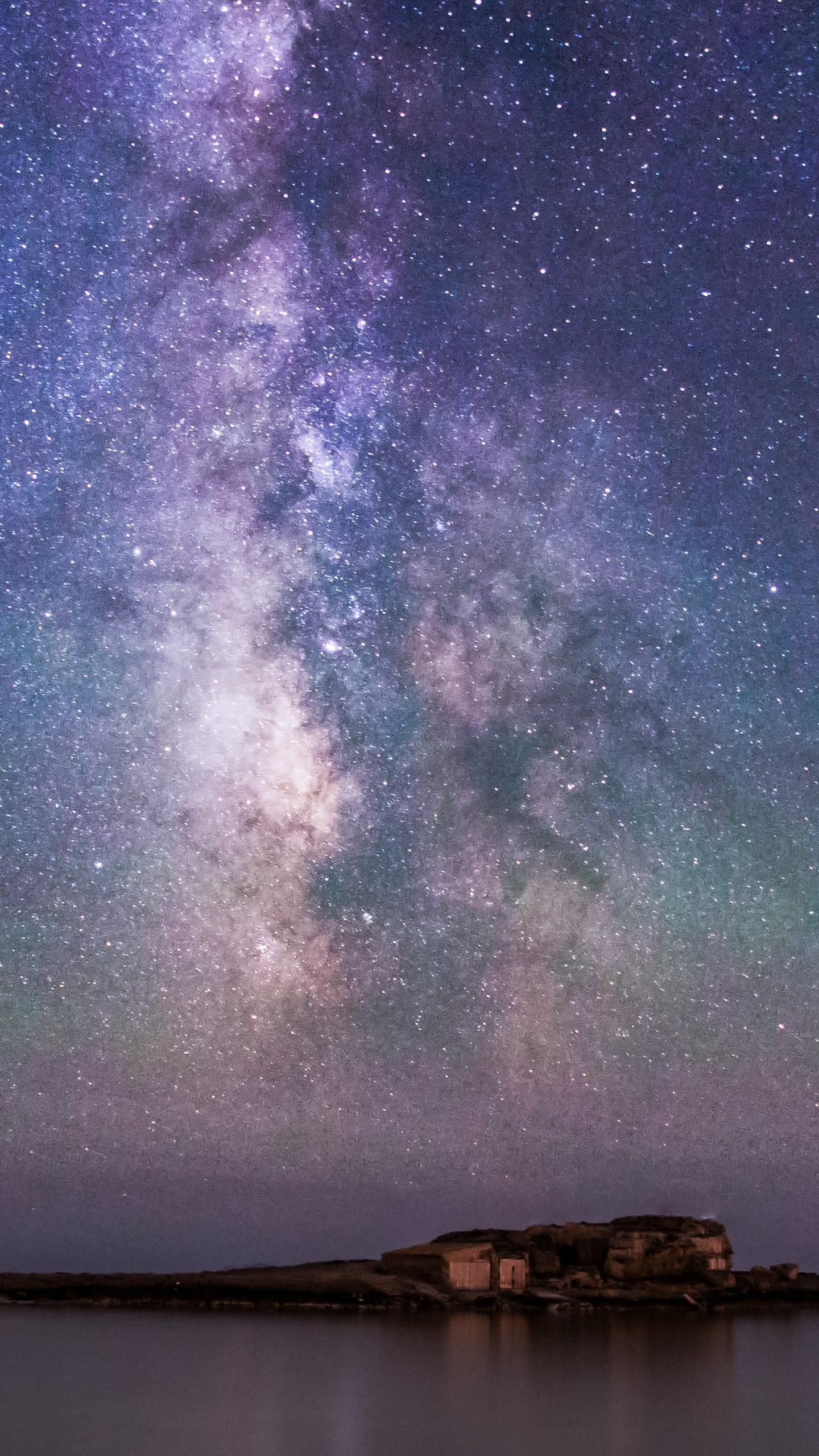 Wallpaper Iceland, 4k, 5k wallpaper, 8k, night, sky, stars ...
