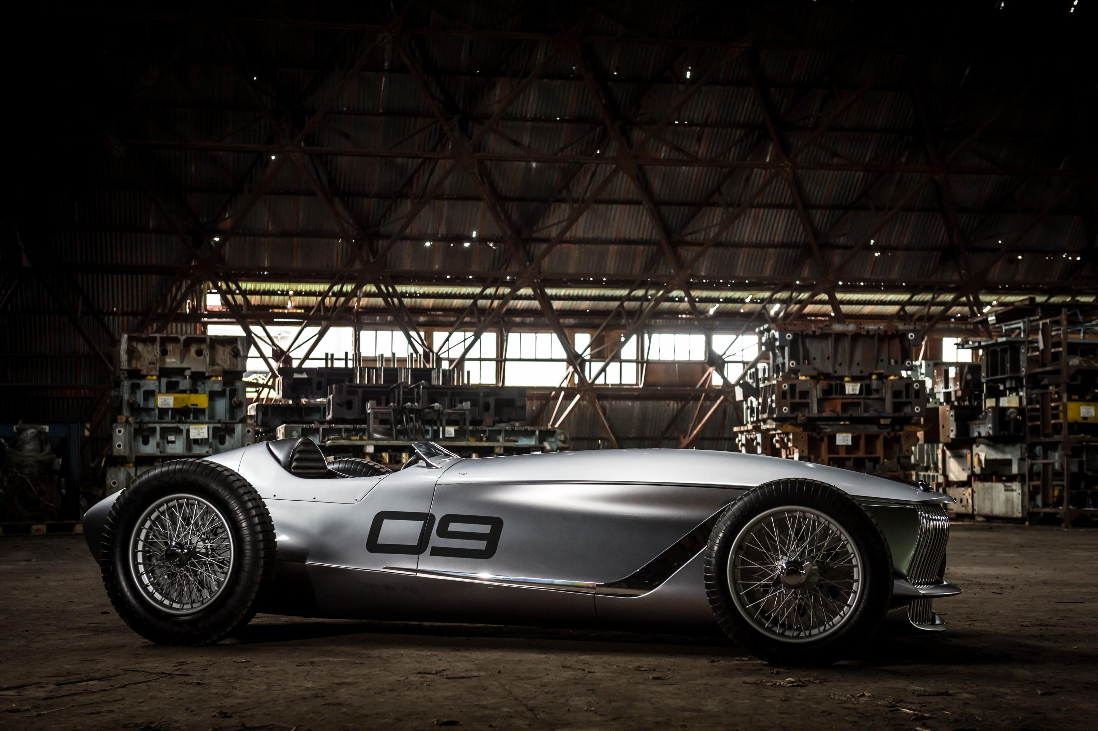 Wallpaper Infiniti Prototype 9 Cars 2018 Electric Cars