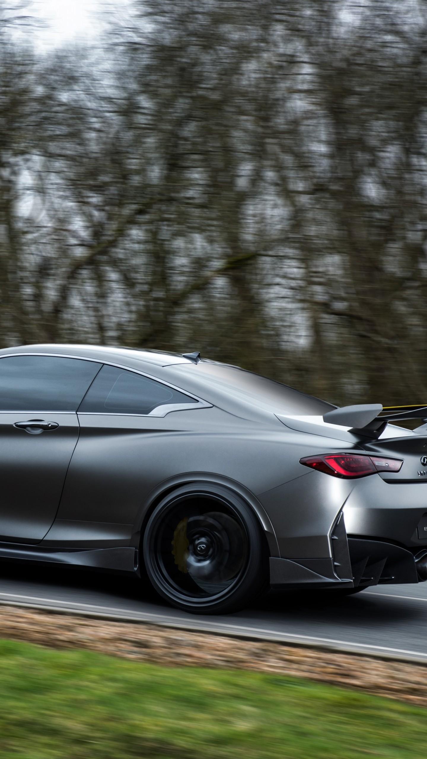 Jaguar F Type S >> Wallpaper Infiniti Q60 Project Black S, 2018 Cars, 4K, Cars & Bikes #20475