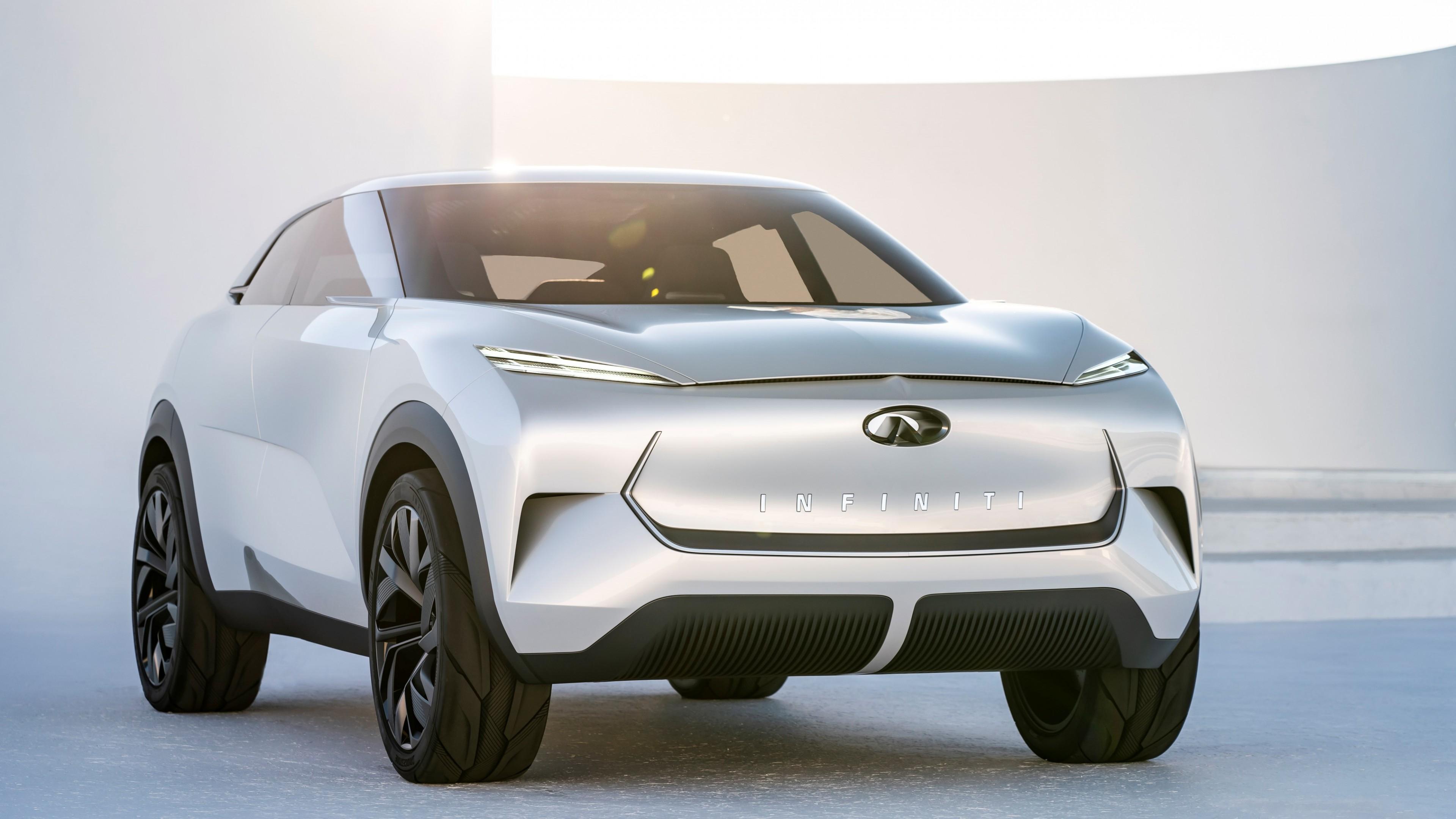 Wallpaper Infiniti QX Inspiration, SUV, electric cars ...