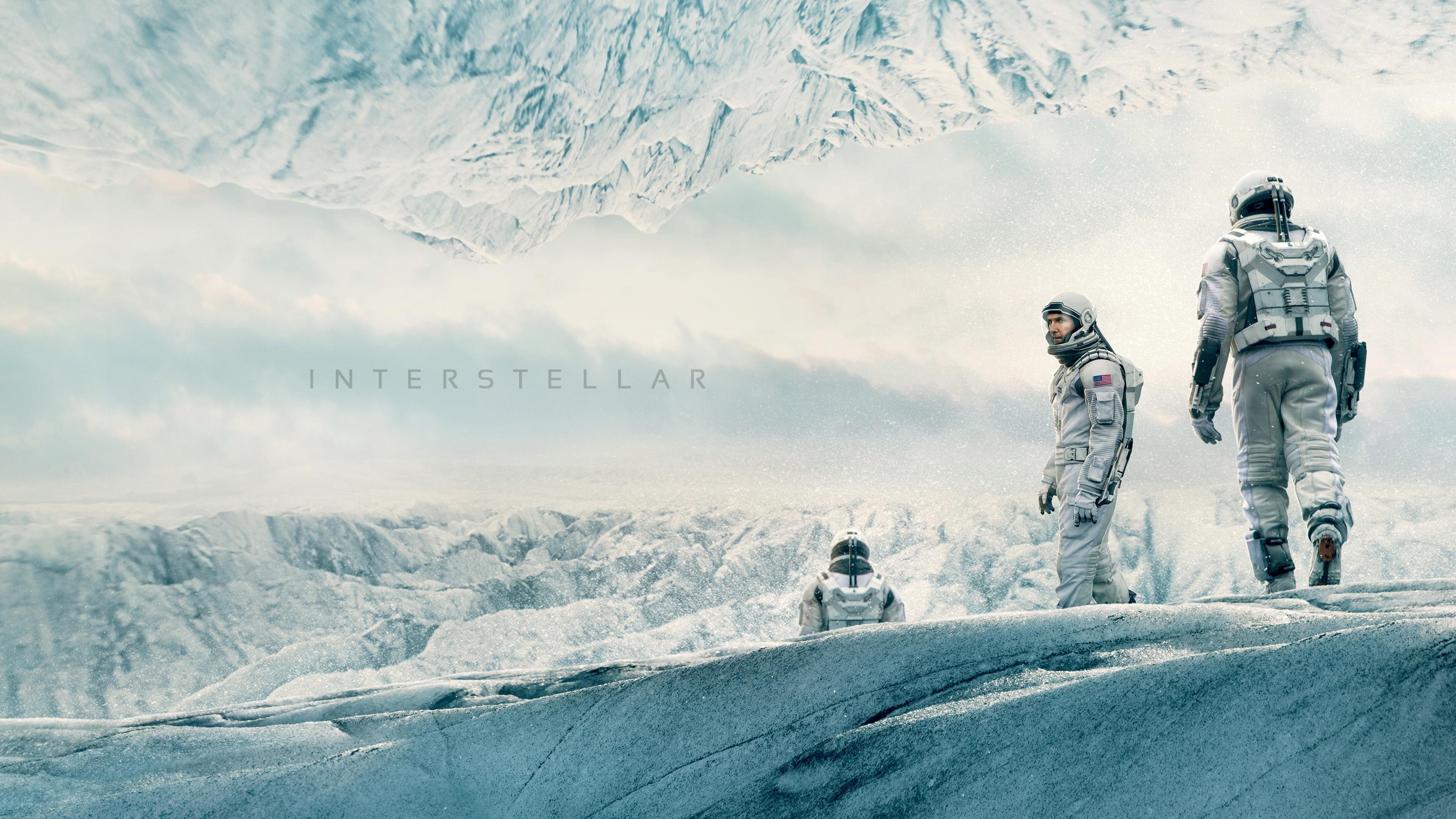 Wallpaper Interstellar...