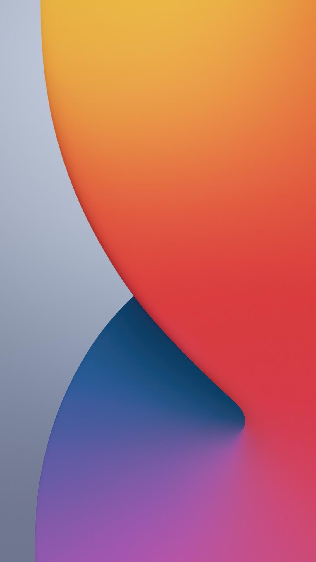 Wallpaper Ios 14 Ipados 14 Abstract Wwdc 2020 4k Os 22650