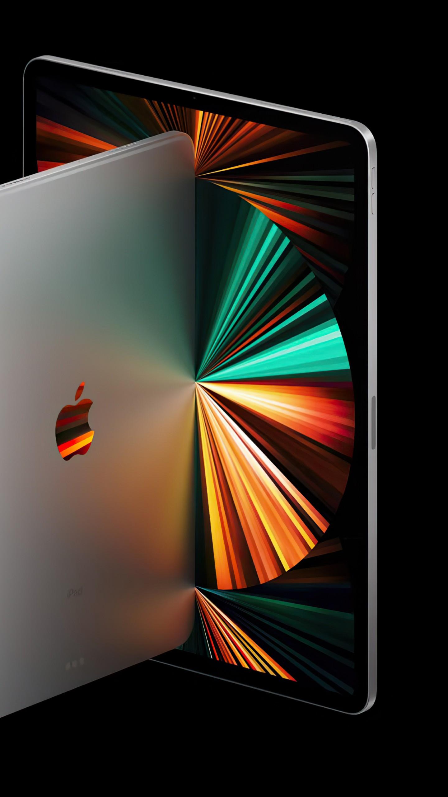 Wallpaper iPad Pro 2021, Apple April 2021 Event, 4K, Hi ...