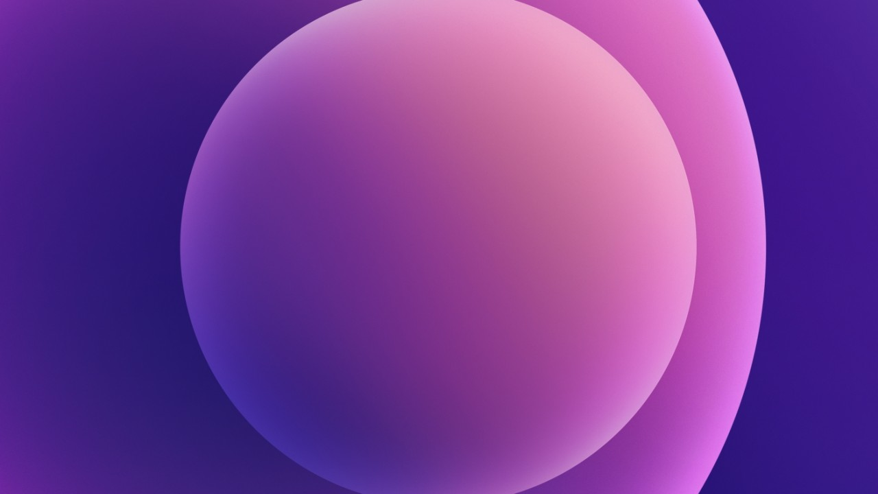 Wallpaper Iphone 12 Purple Abstract Apple April 2021 Event 4k Os 23367 Page 862