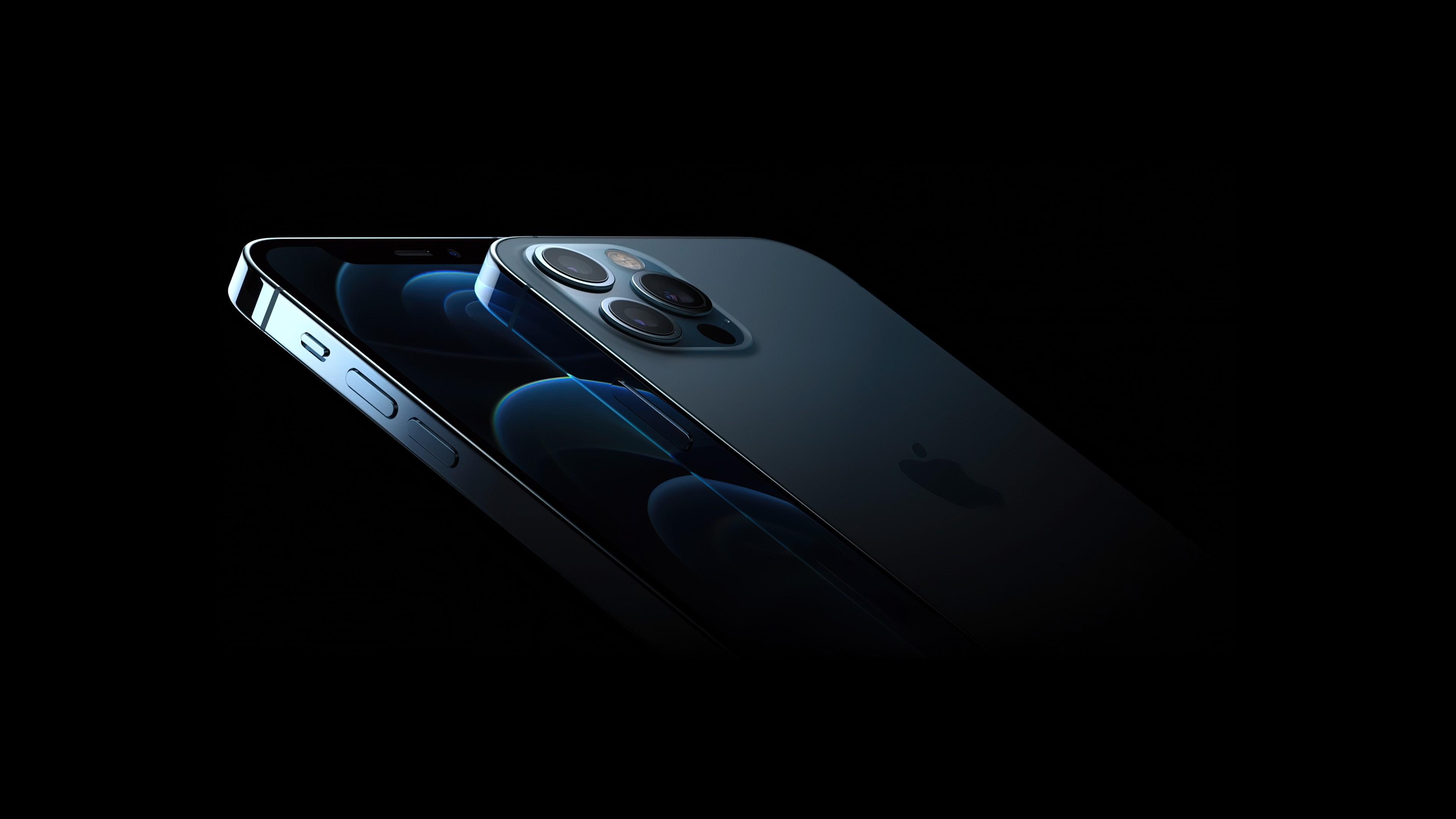Wallpaper iPhone 12 Pro Max, Apple October 2020 Event, 4K ...