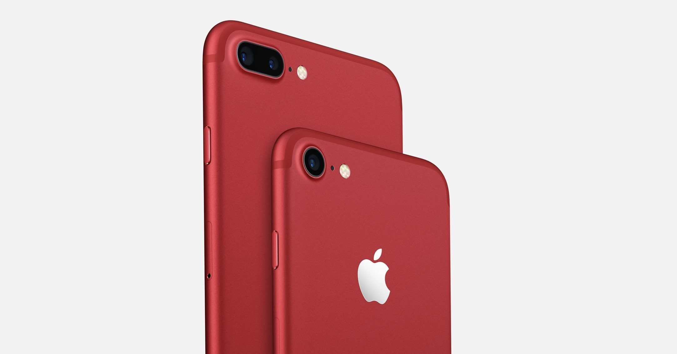 Wallpaper IPhone 7 Plus Red, IPhone Red, IPhone 7 Red
