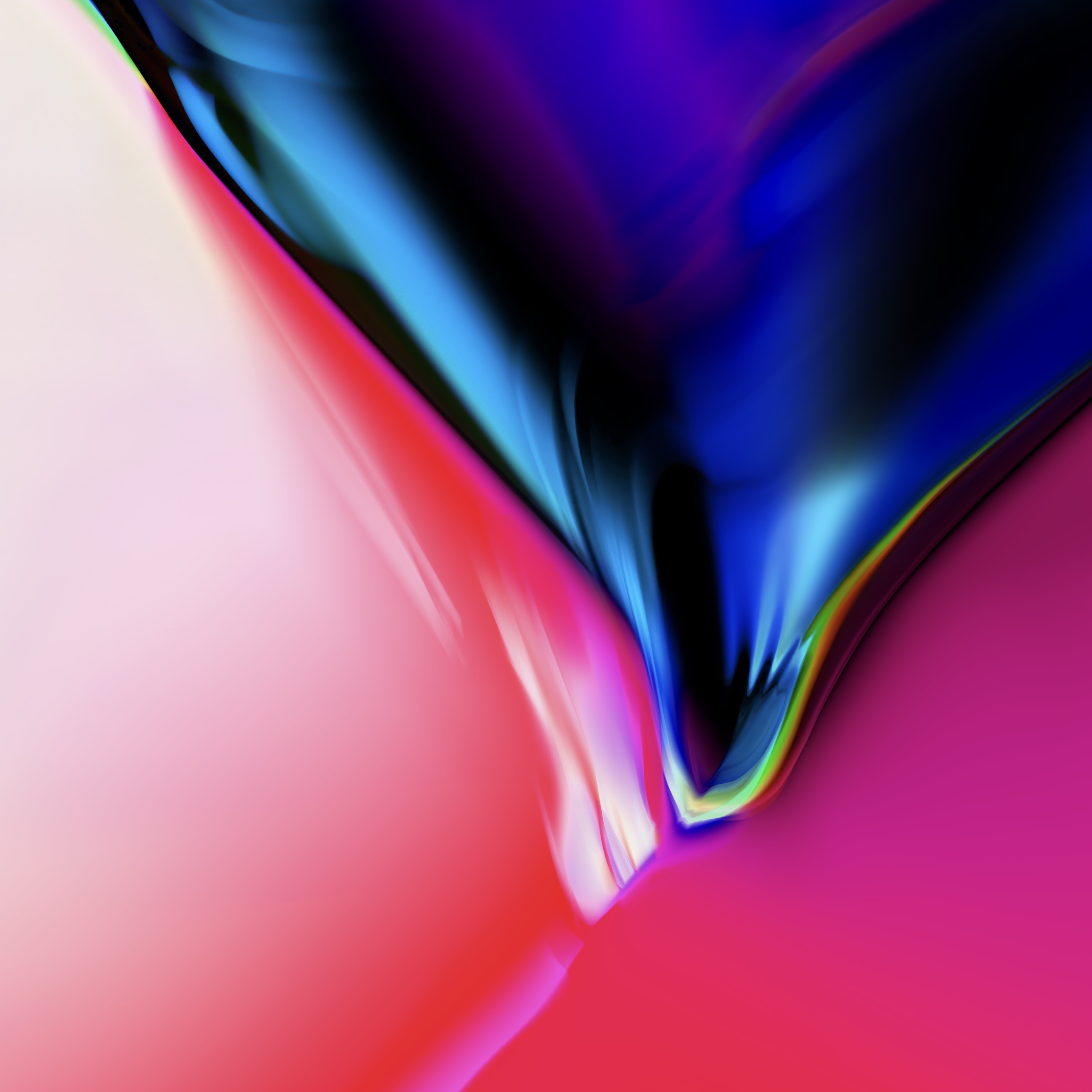 wallpaper iphone x wallpaper, iphone 8, ios 11, colorful, hd, os #15708