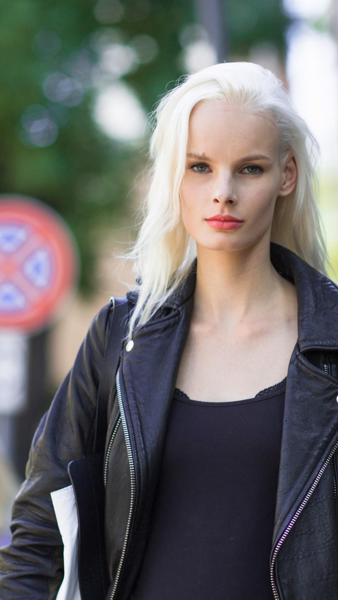 Wallpaper Irene Hiemstra Top Fashion Models 2015 Model