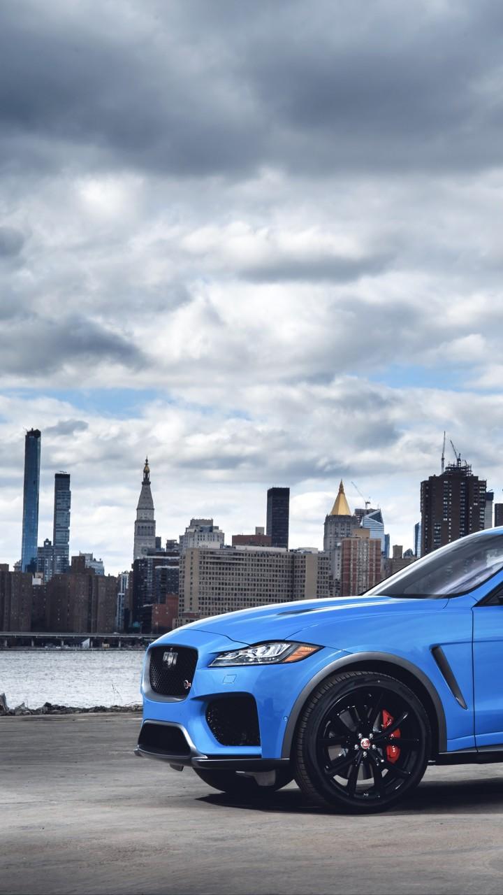 wallpaper jaguar  pace svr  cars suv  cars bikes