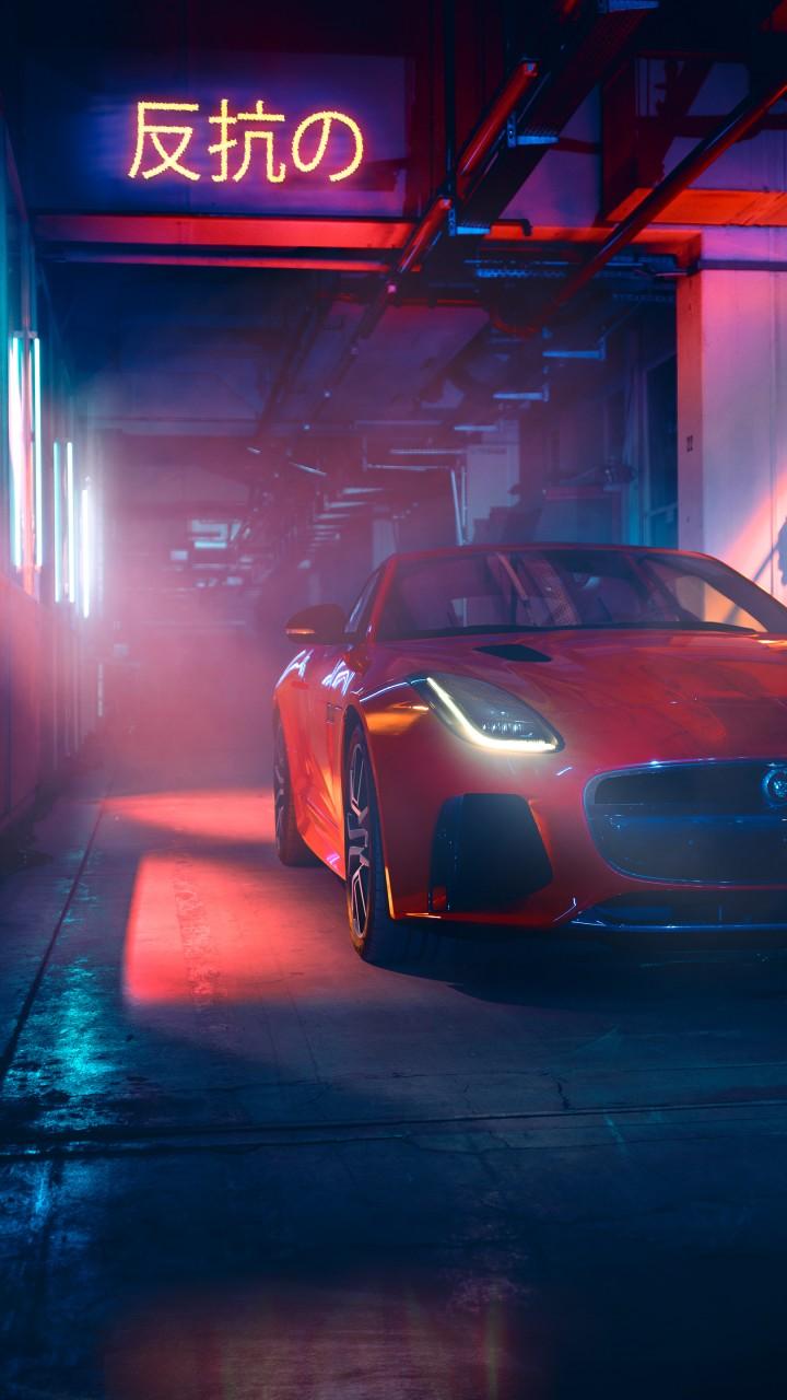 F Type Coupe >> Wallpaper Jaguar F-Type, 2019 Cars, luxury cars, 4K, Cars