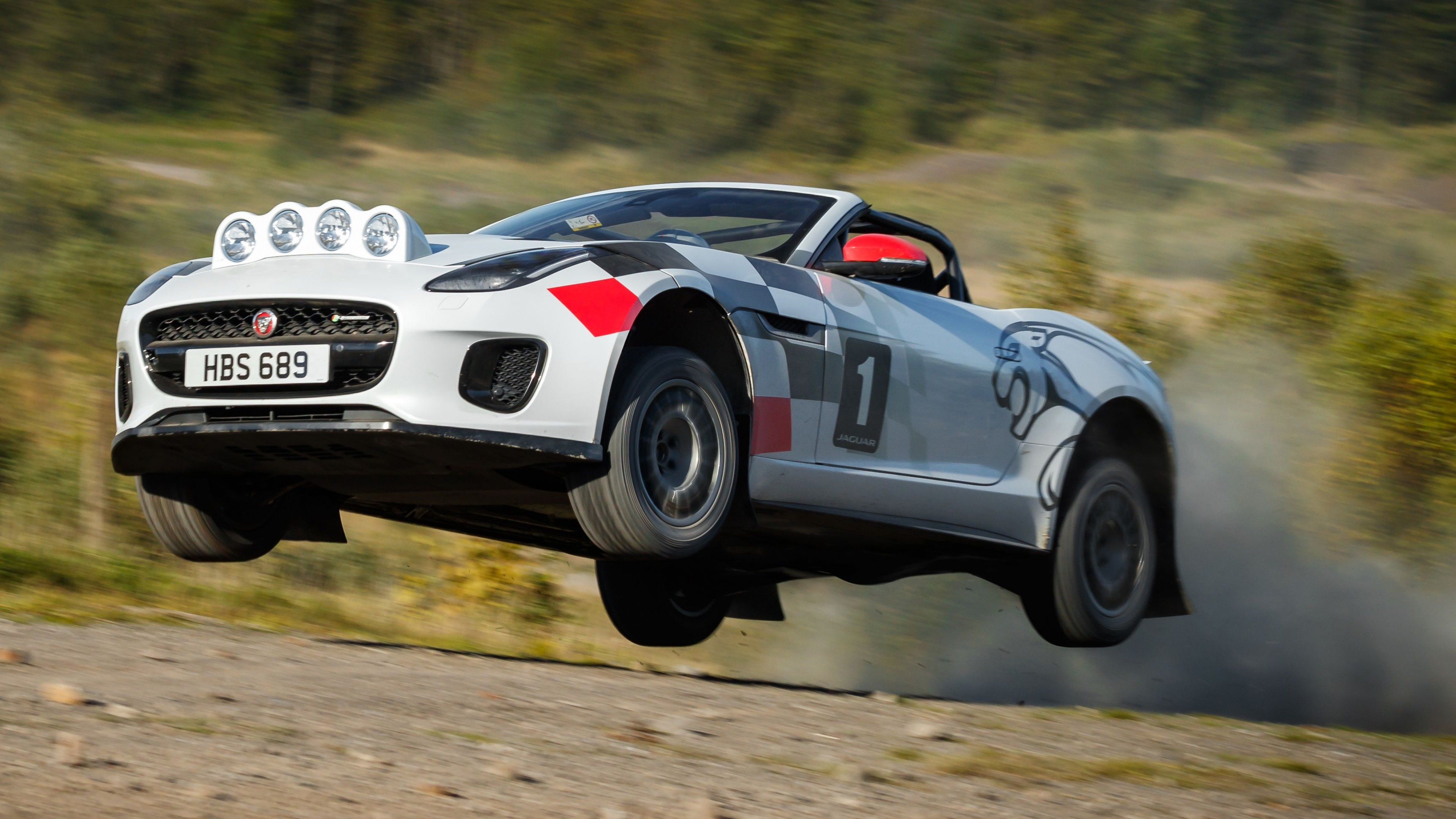Wallpaper Jaguar F Type Rally Car 2018 Cars 4k Cars Bikes 20899
