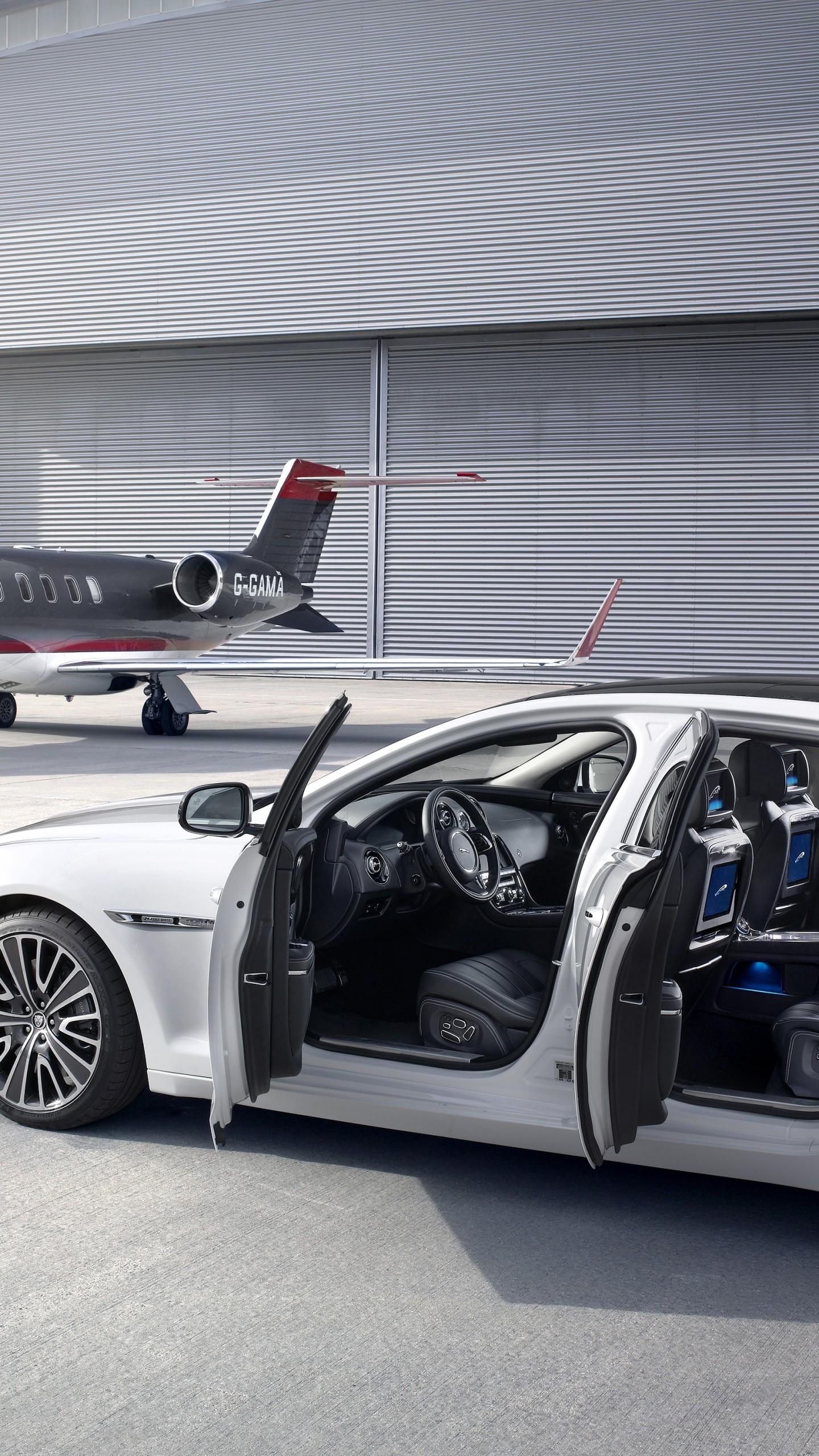 Wallpaper Jaguar XJ, X351, luxury cars, sports car ...