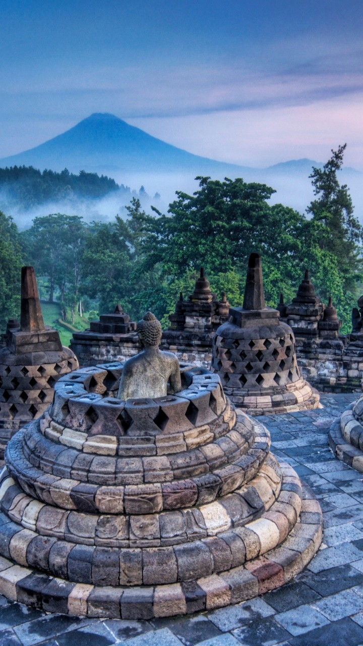 Wallpaper Java Indonesia Tourism Travel Travel 5181