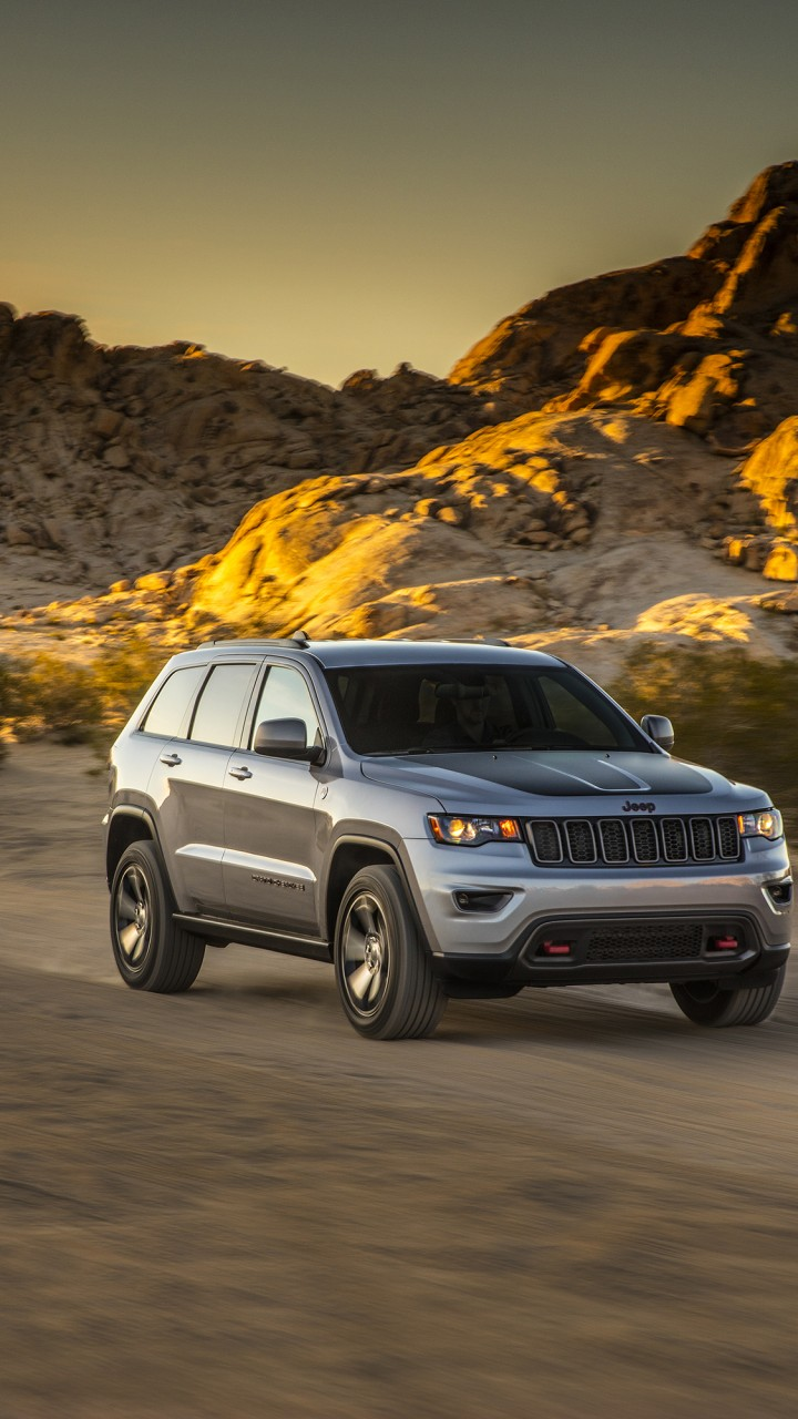 wallpaper jeep grand cherokee trailhawk nyias 2016 suv cars bikes 9872. Black Bedroom Furniture Sets. Home Design Ideas