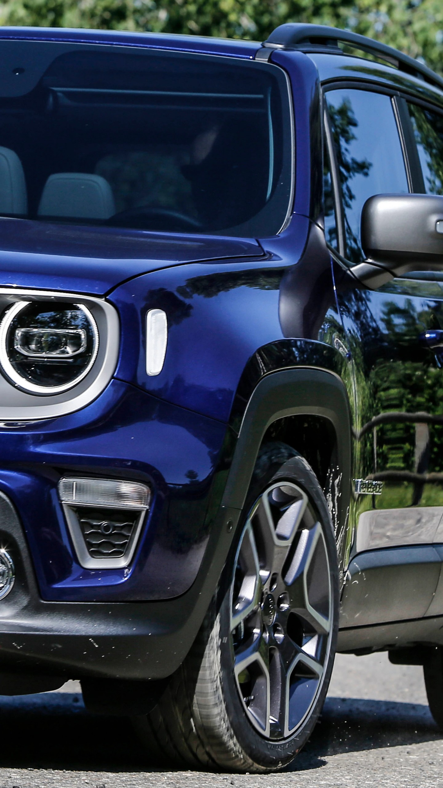 Wallpaper Jeep Renegade, SUV, 2019 Cars, 5K, Cars & Bikes ...