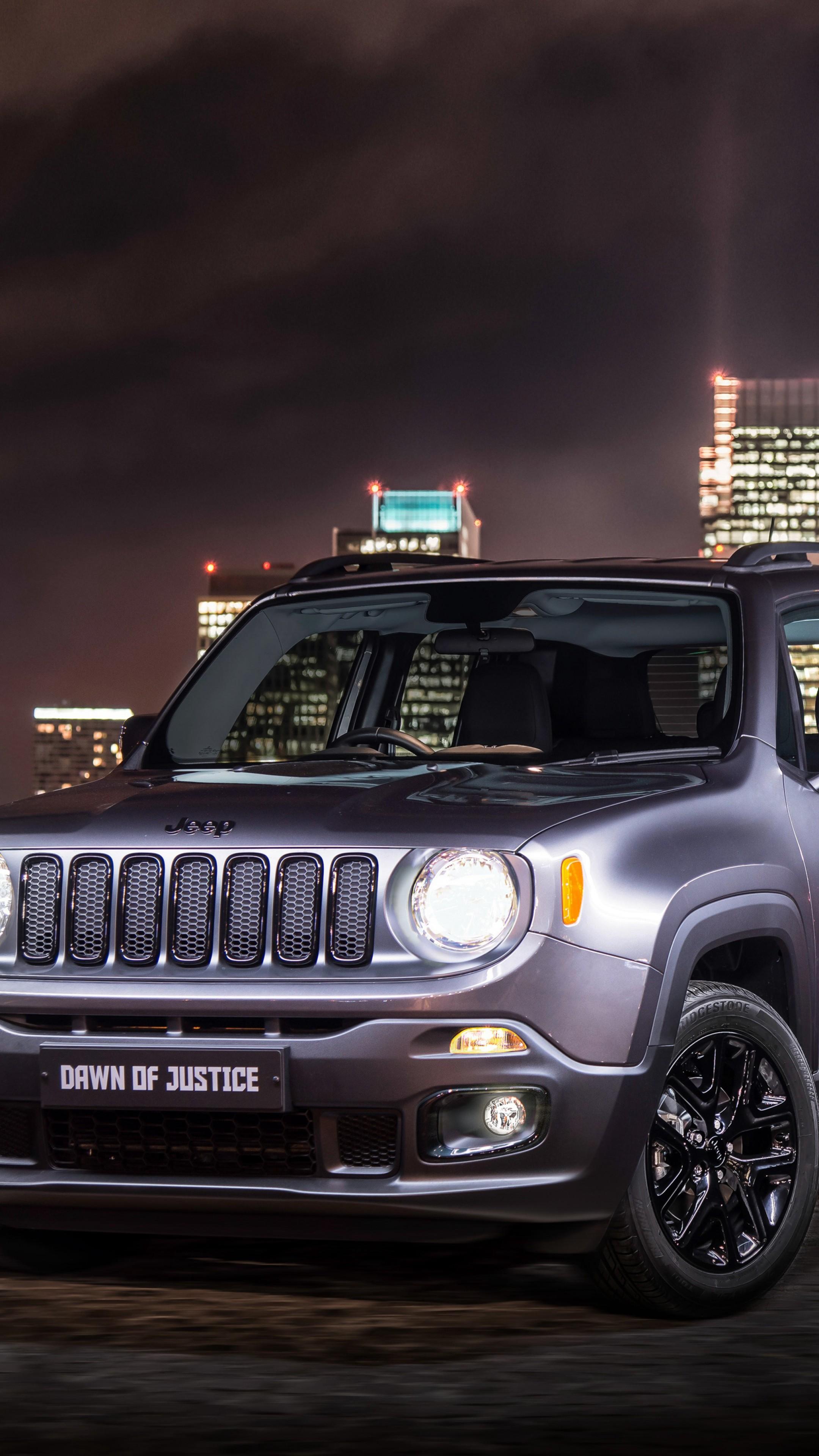 "Jeep Renegade Interior >> Wallpaper Jeep Renegade ""Dawn of Justice, Batman v ..."