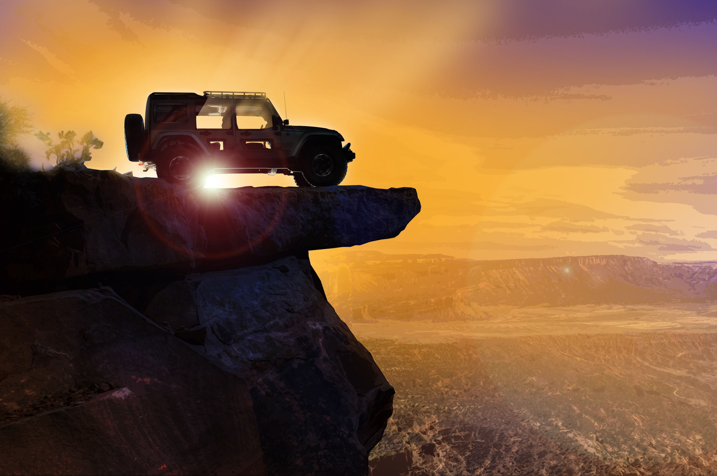 Wallpaper Jeep Switchback, HD Wallpaper, Jeep Wrangler