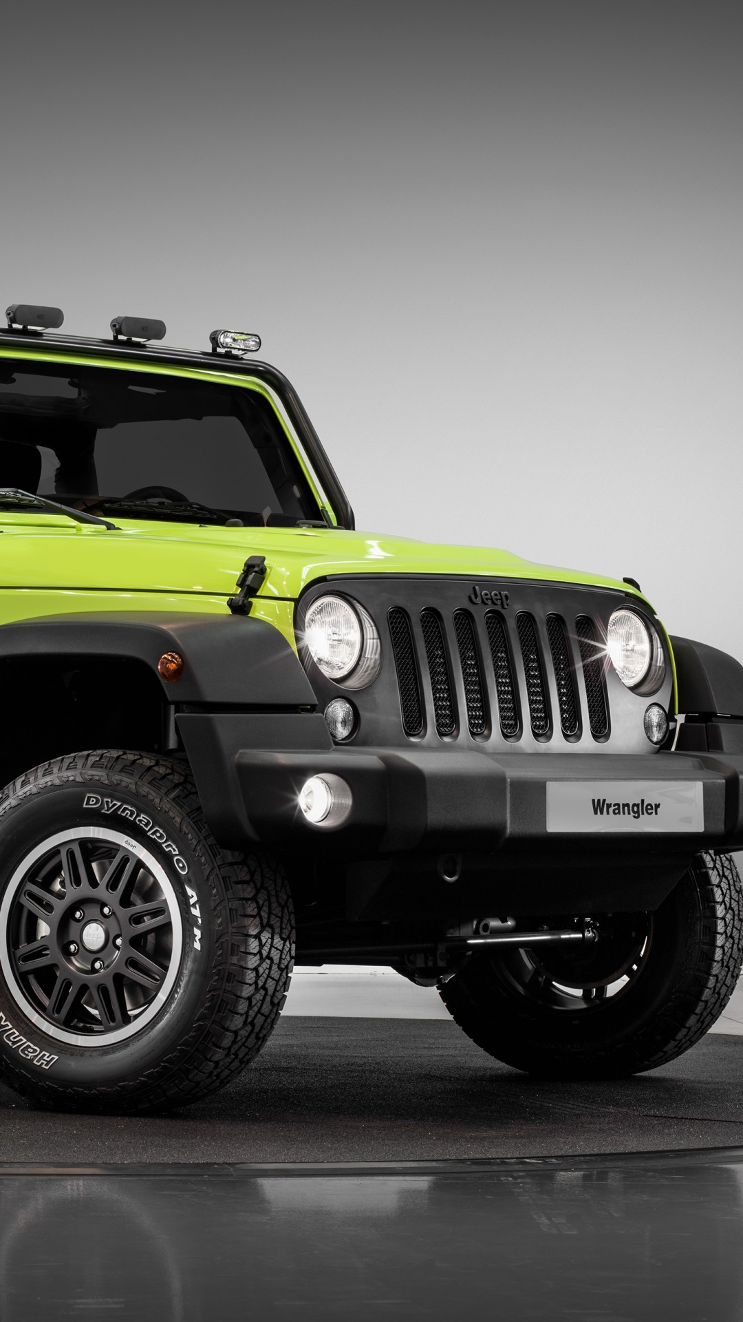 Green Jeep Wrangler >> Wallpaper jeep wrangler rubicon, paris auto show 2016 ...