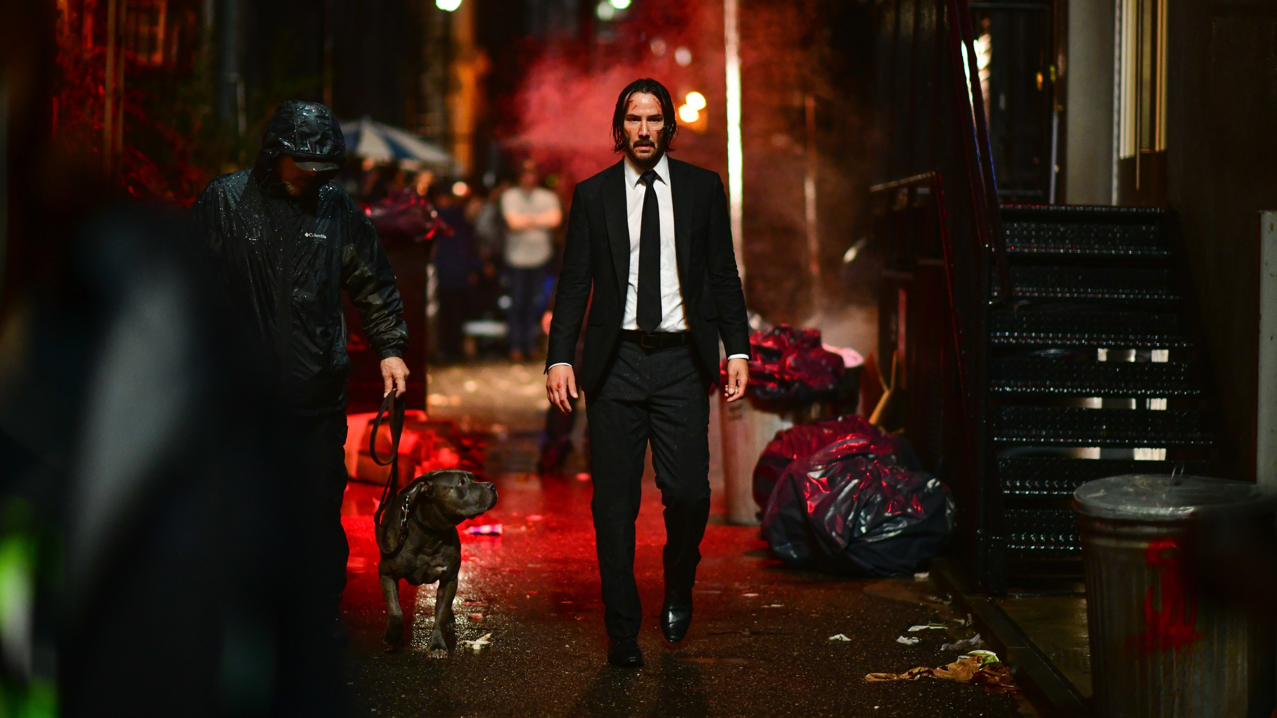 wallpaper john wick 3 parabellum  keanu reeves  8k  movies  20297