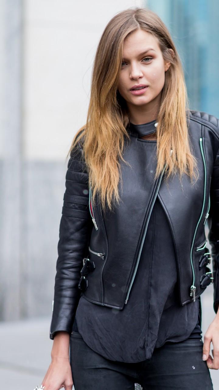 Wallpaper Josephine Skriver Top Fashion Models 2015