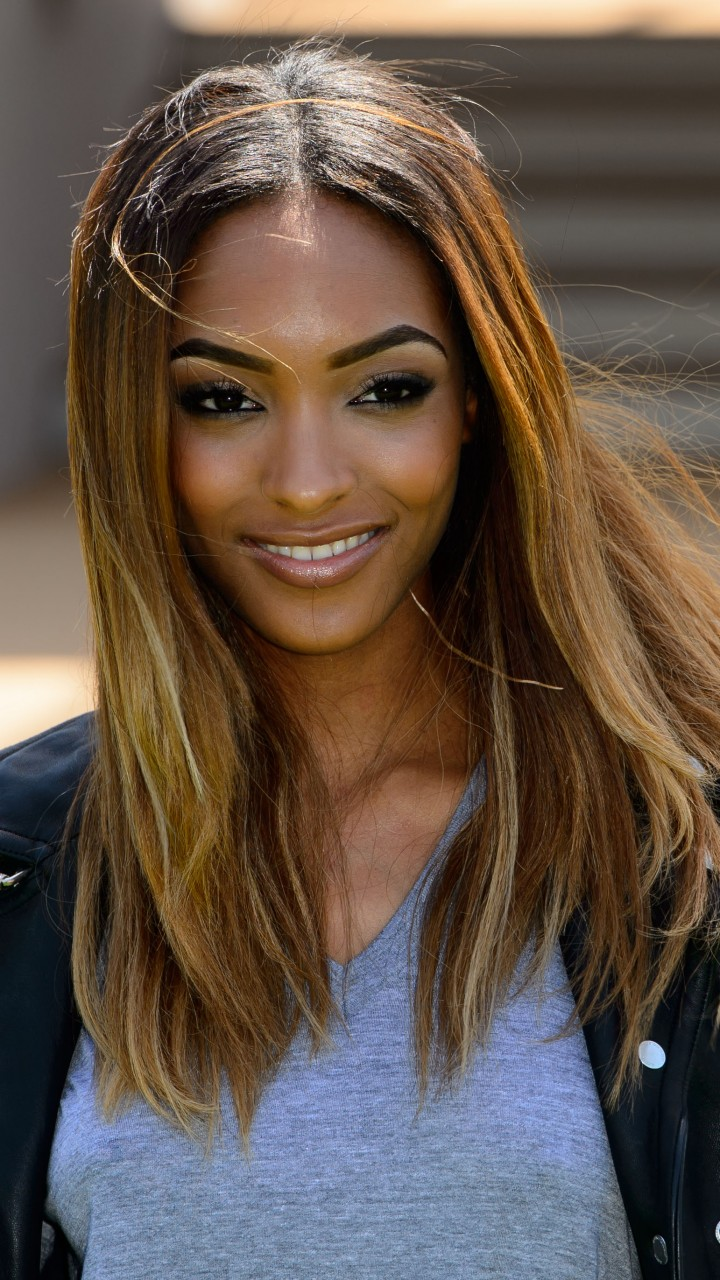 Wallpaper Jourdan Dunn Top Fashion Models 2015 Model