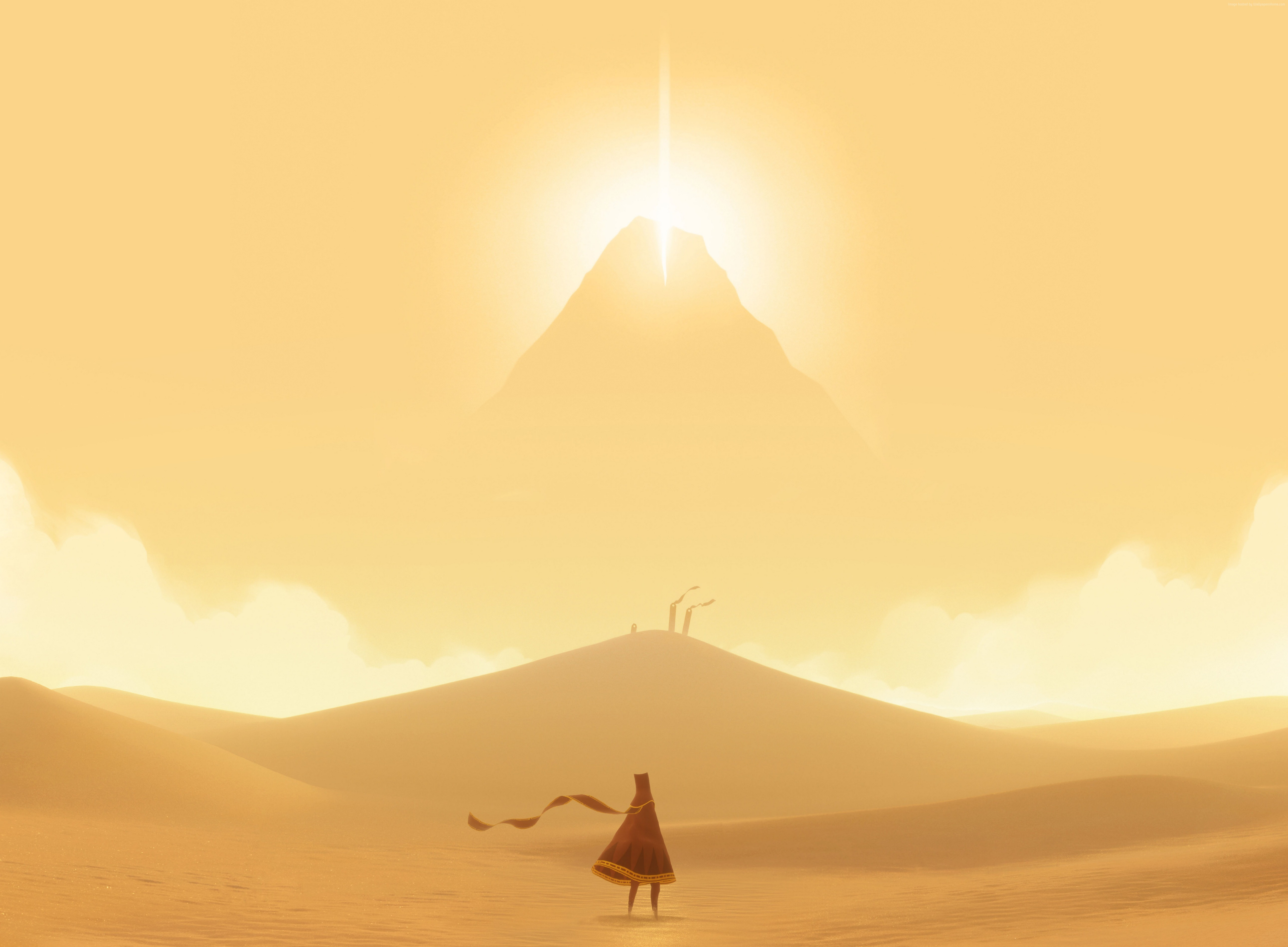 journey game art wallpaper - photo #34