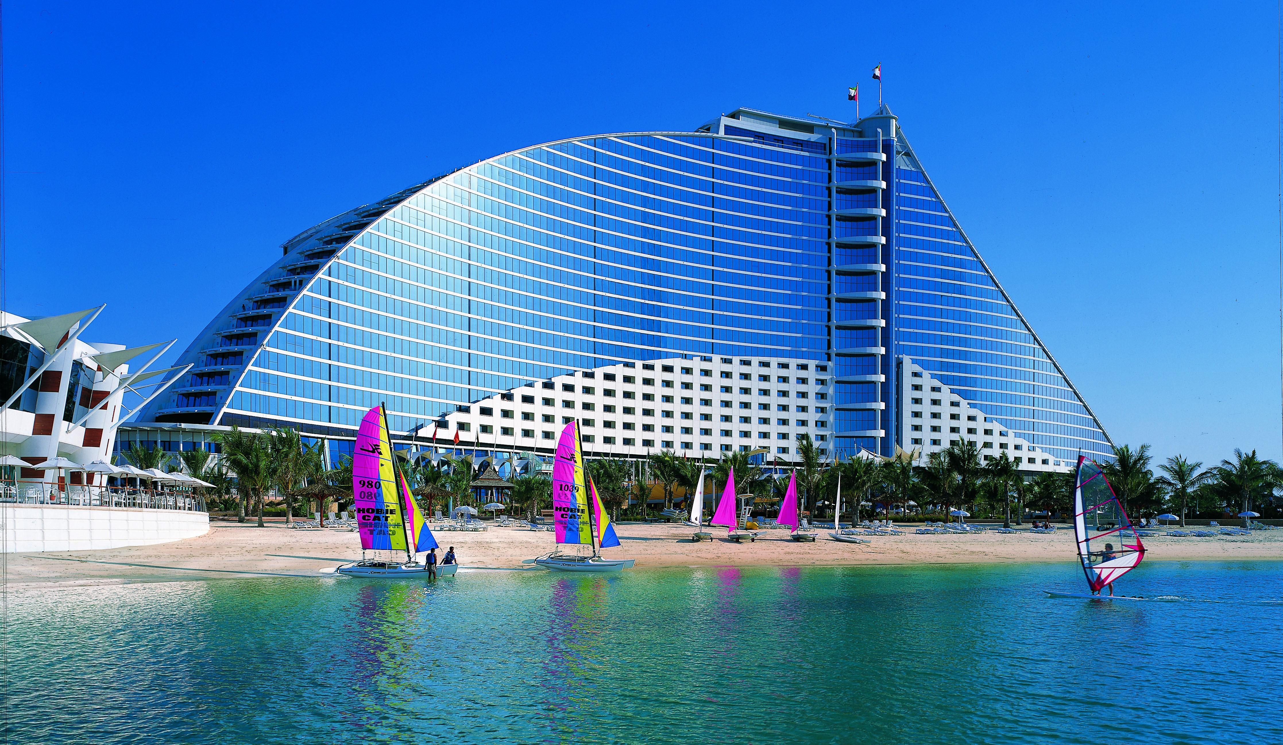 Wallpaper jumeirah beach dubai hotel sea ocean water for Which hotel in dubai
