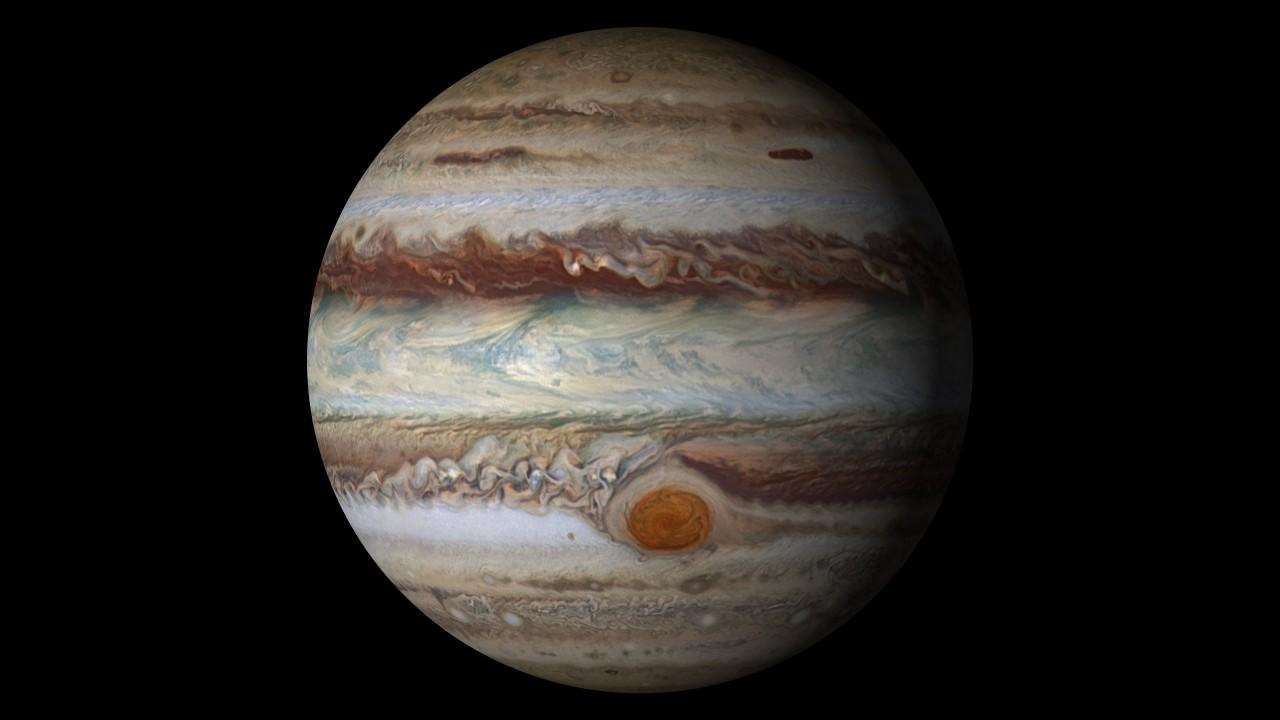 Wallpaper Jupiter Juno 4k HD NASA Space Photo