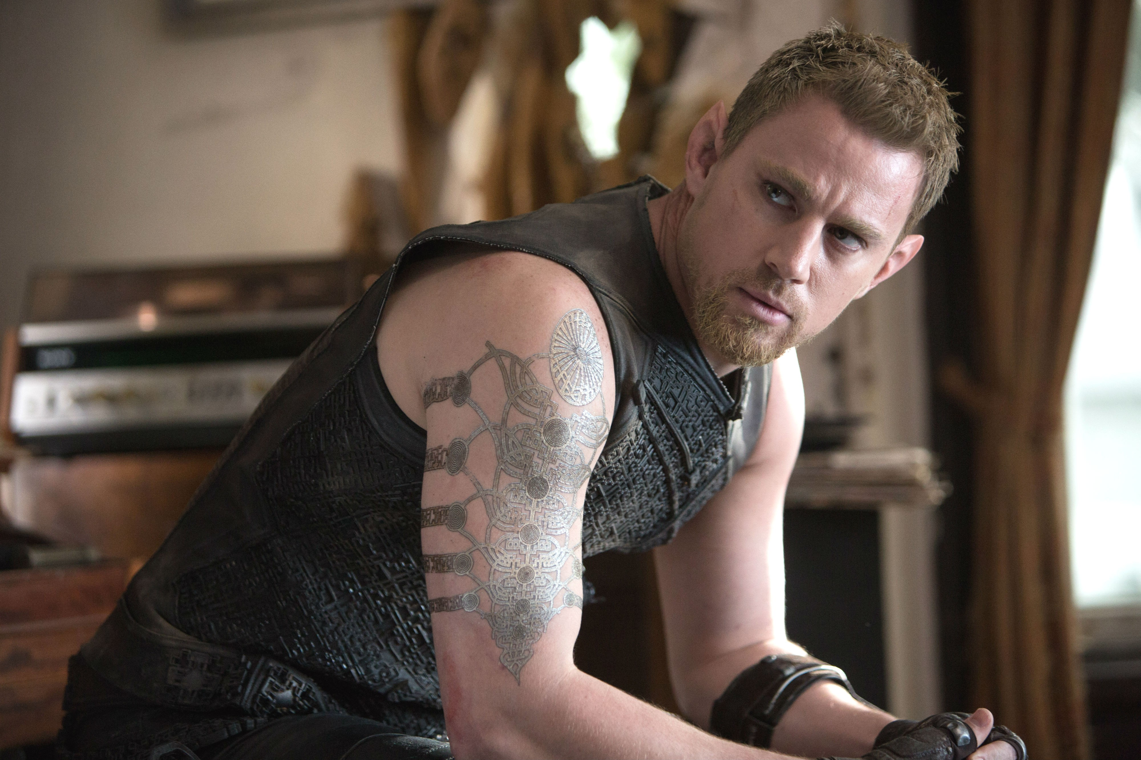 Wallpaper Jupiter Ascending, best movies of 2015, Channing ... Channing Tatum Movies