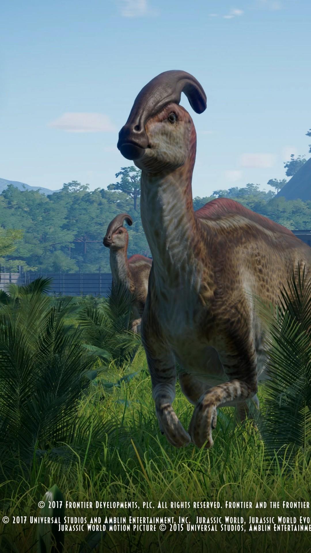 wallpaper jurassic world evolution screenshot 4k games