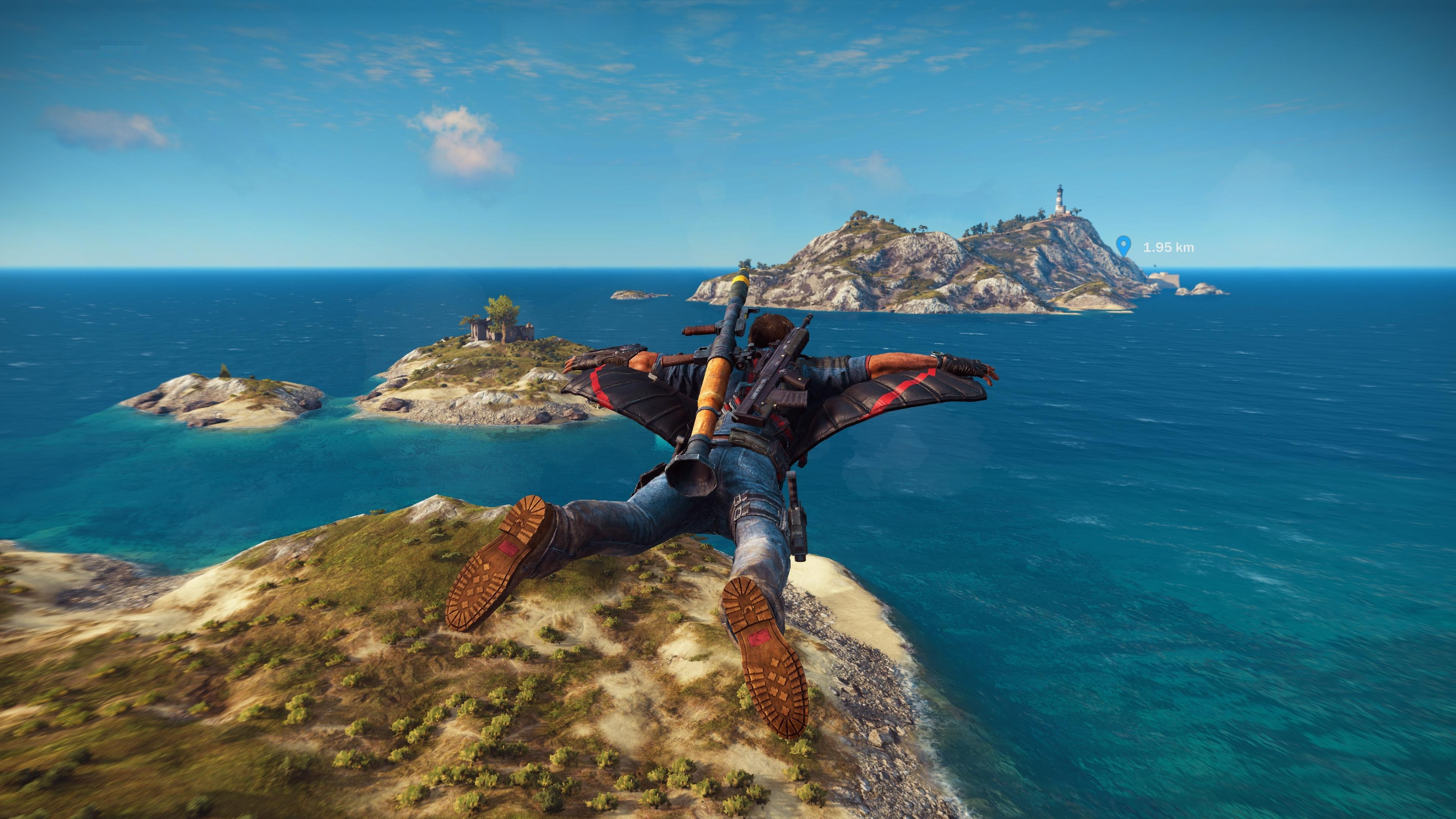 wallpaper just cause 3  best games  shooter  open world