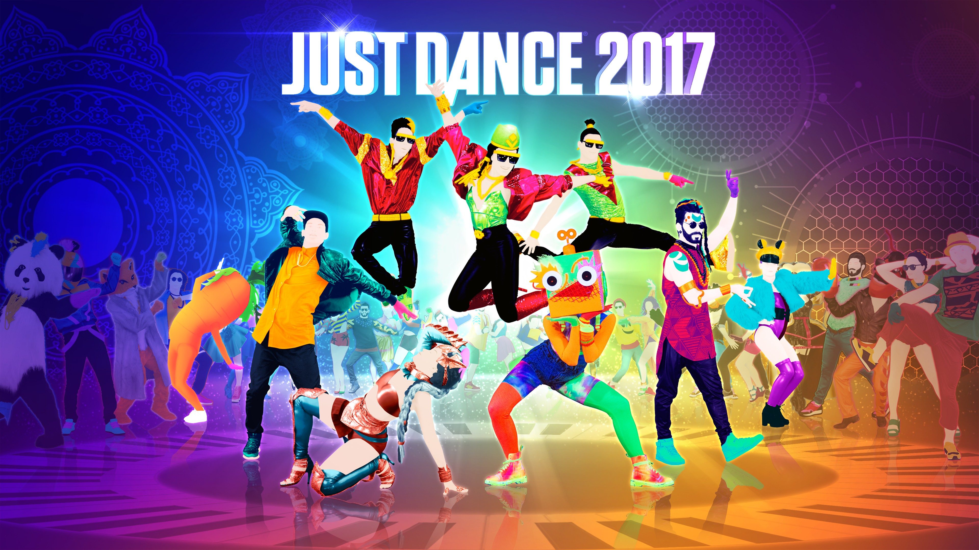 Wallpaper just dance 2018 4k e3 2017 poster games 14346 for Wallpaper home 2018