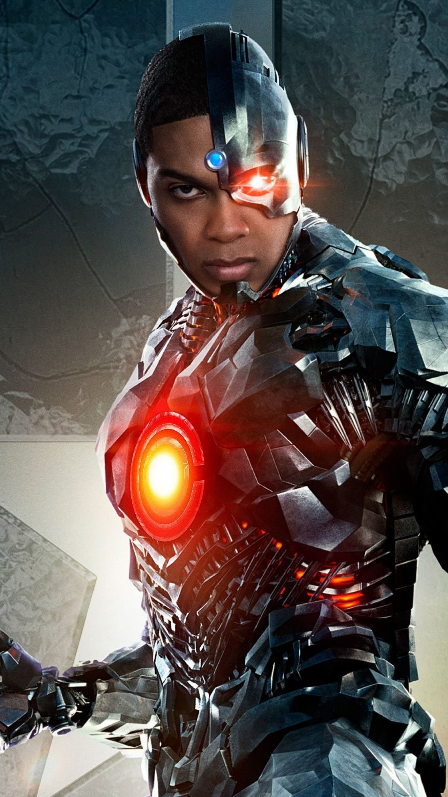 Wallpaper Justice League Cyborg 4k Movies 15017