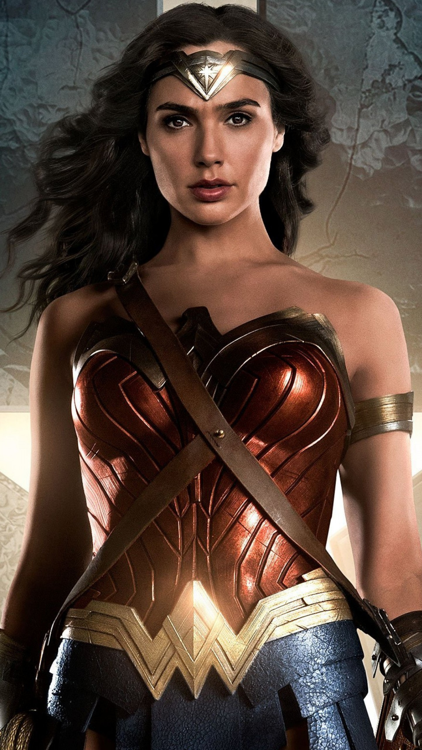 Wallpaper Justice League Wonder Woman Gal Gadot 4k Movies 15011